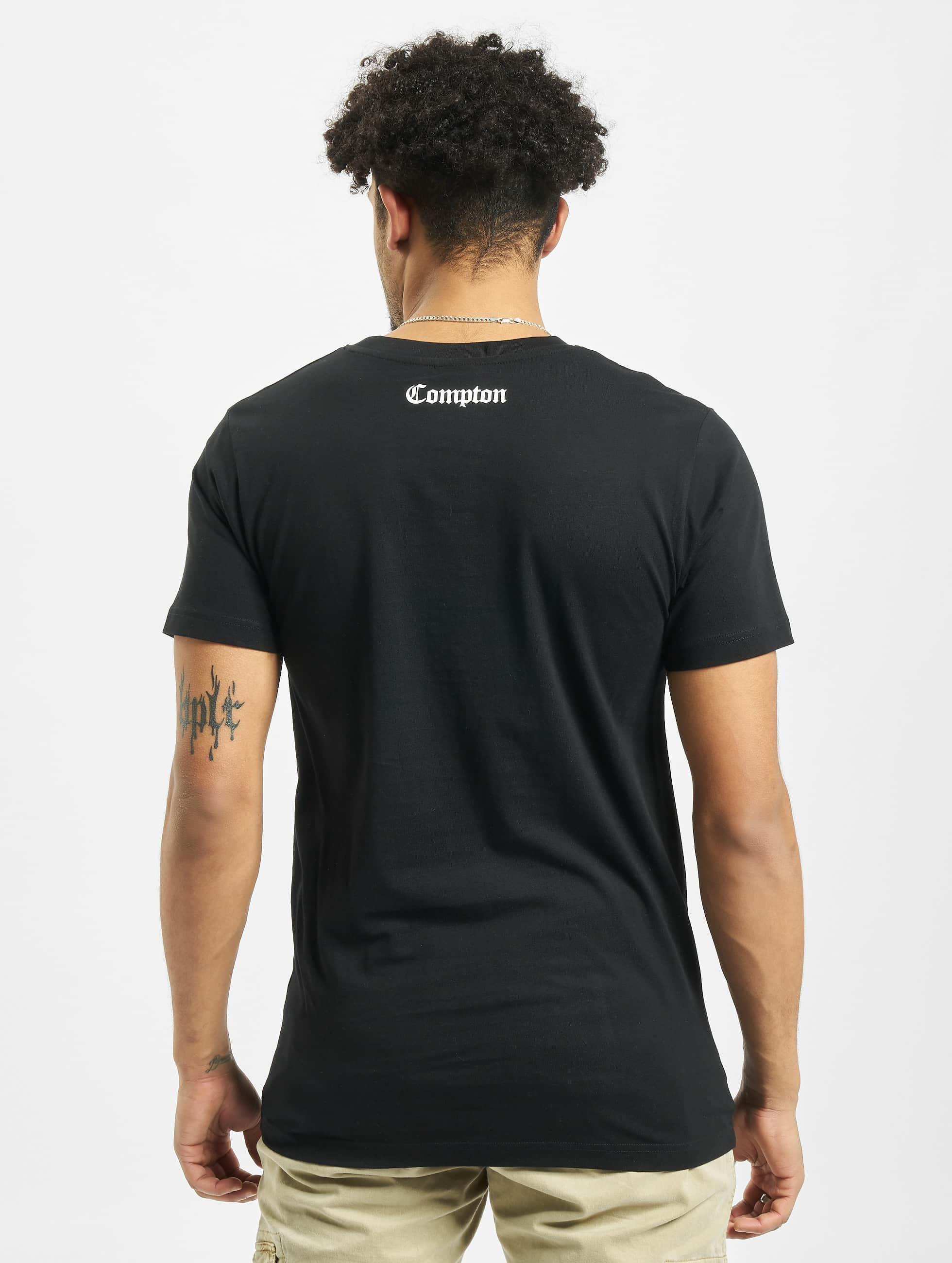 Mister Tee T-paidat Compton musta