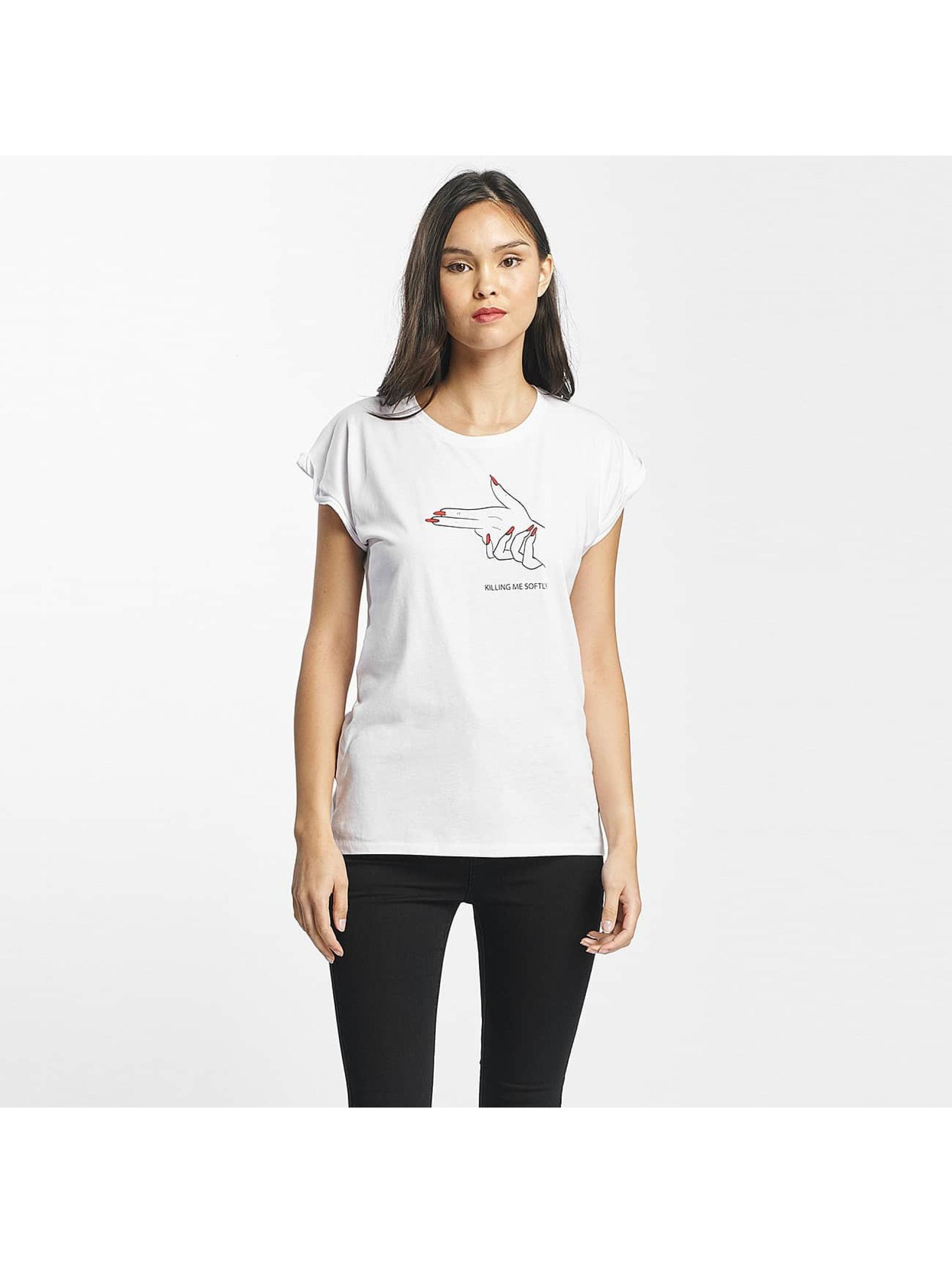 Mister Tee T-paidat Killing Me Softly valkoinen