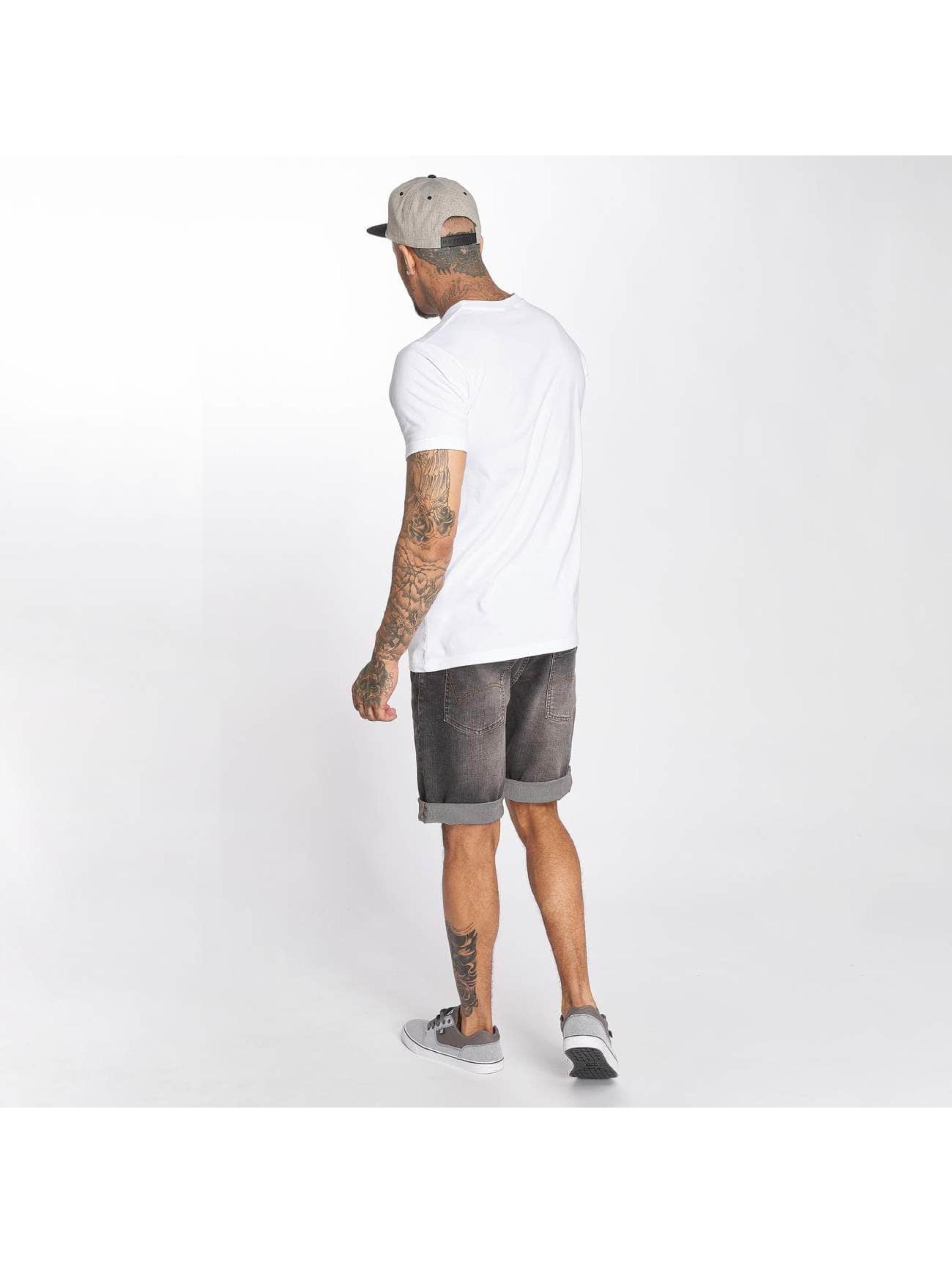 Mister Tee T-paidat Pump valkoinen