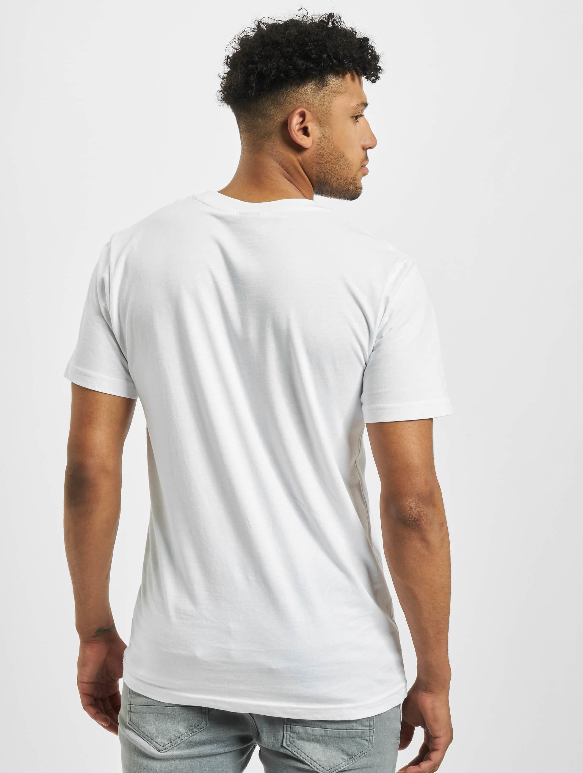 Mister Tee T-shirt Easy Box bianco
