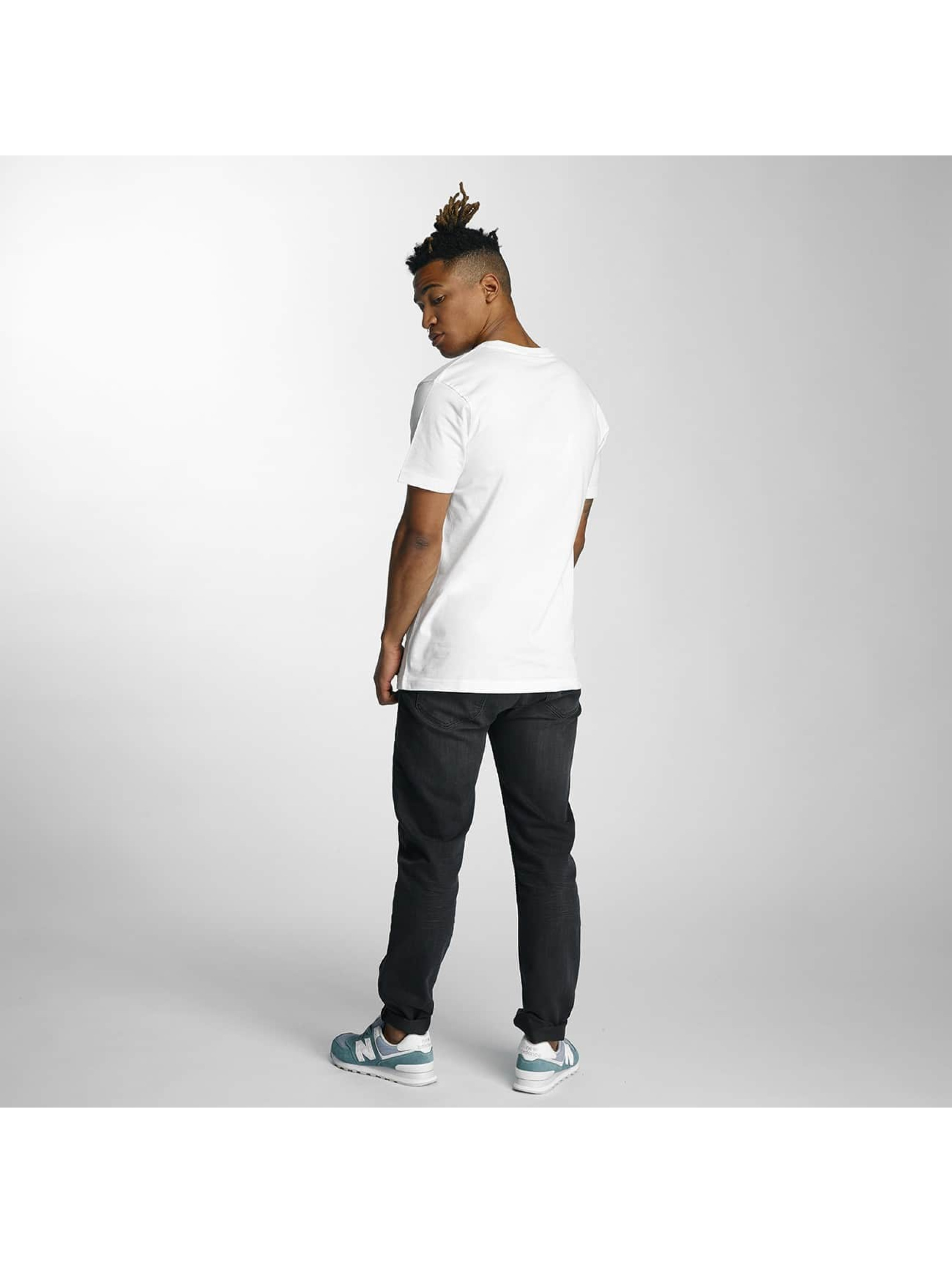 Mister Tee T-shirt Nasty bianco