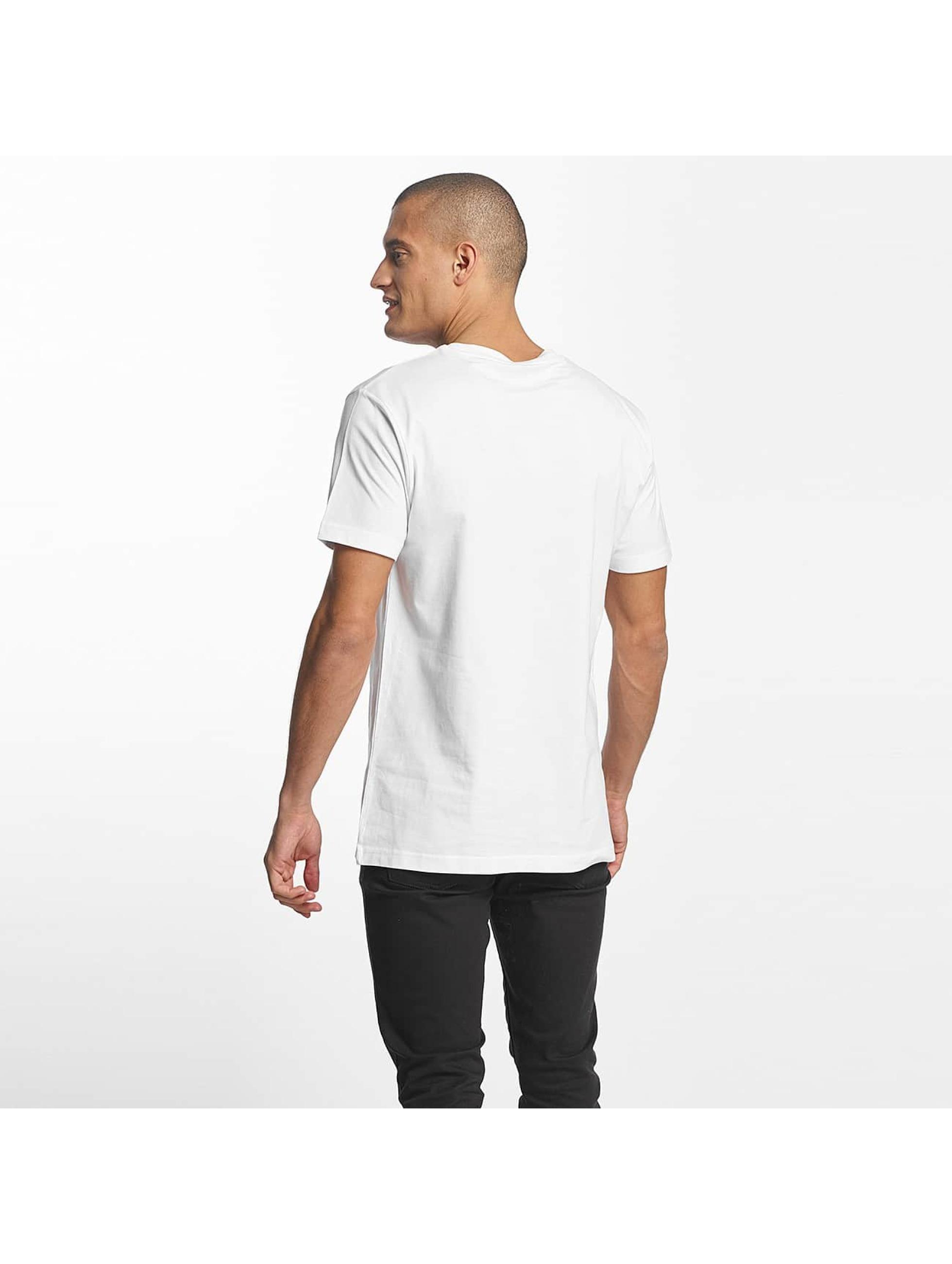 Mister Tee T-shirt Gangstas of Paradise bianco