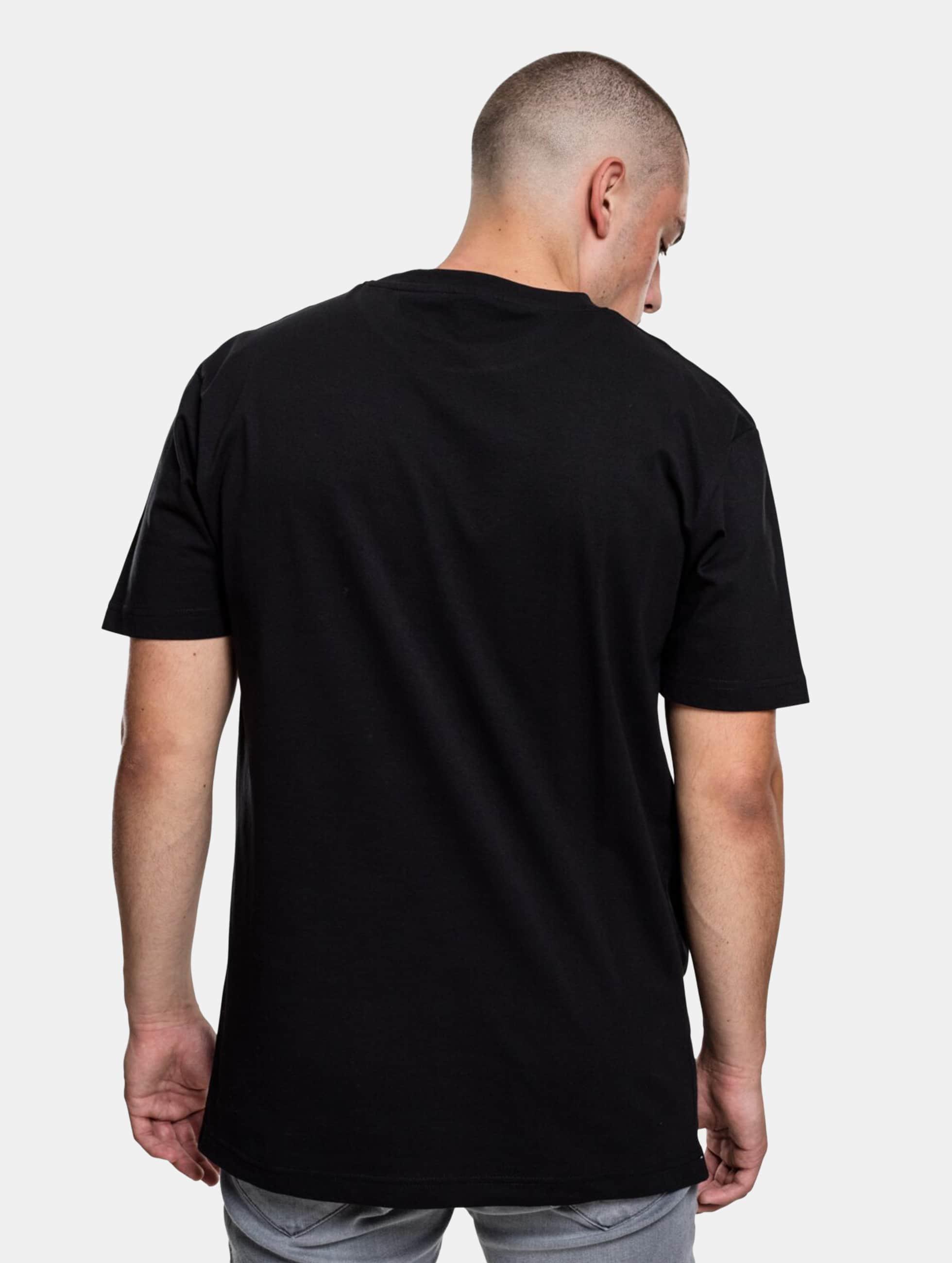 Mister Tee T-Shirt THC black