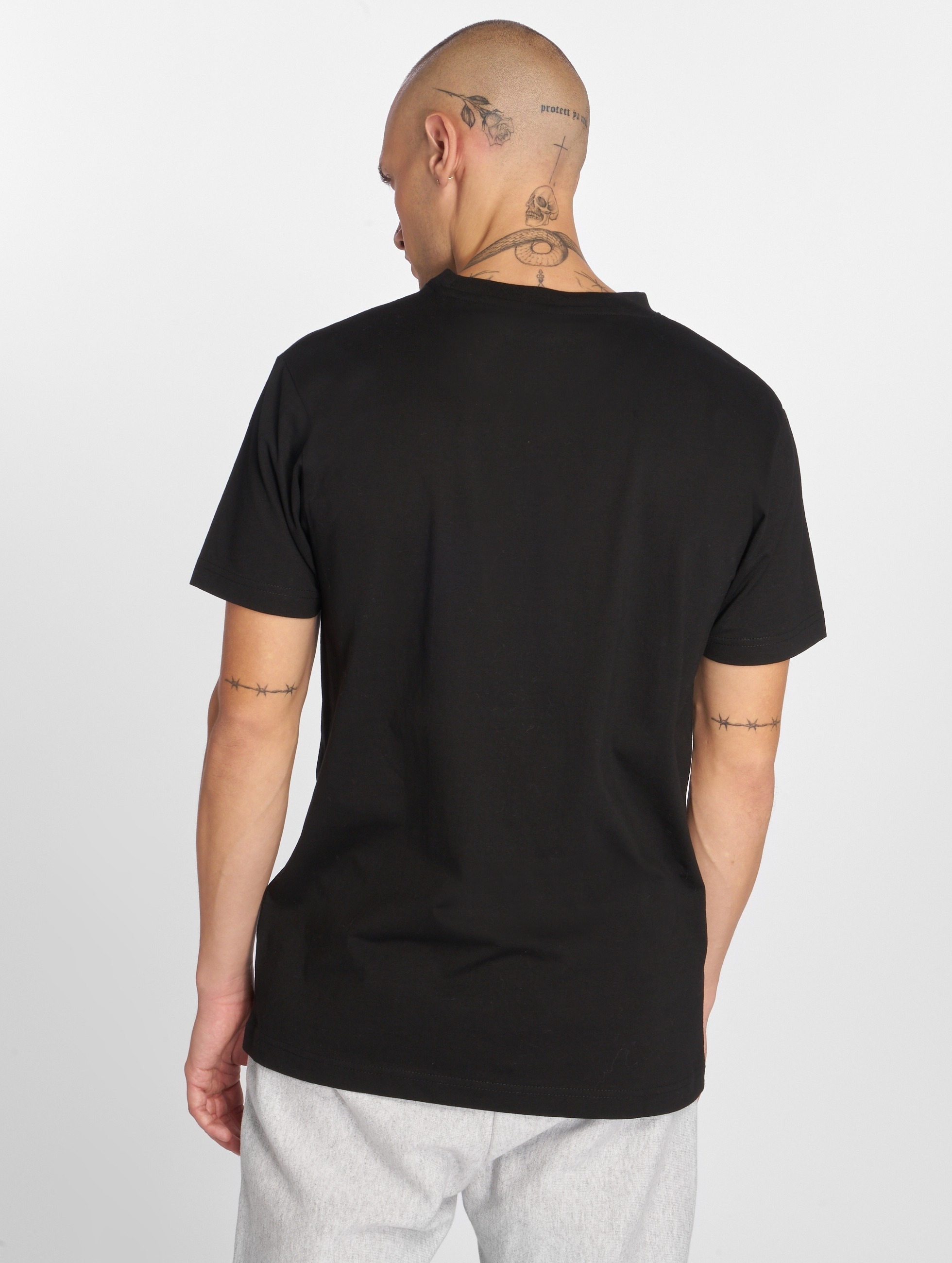 Mister Tee T-Shirt Fuck This black