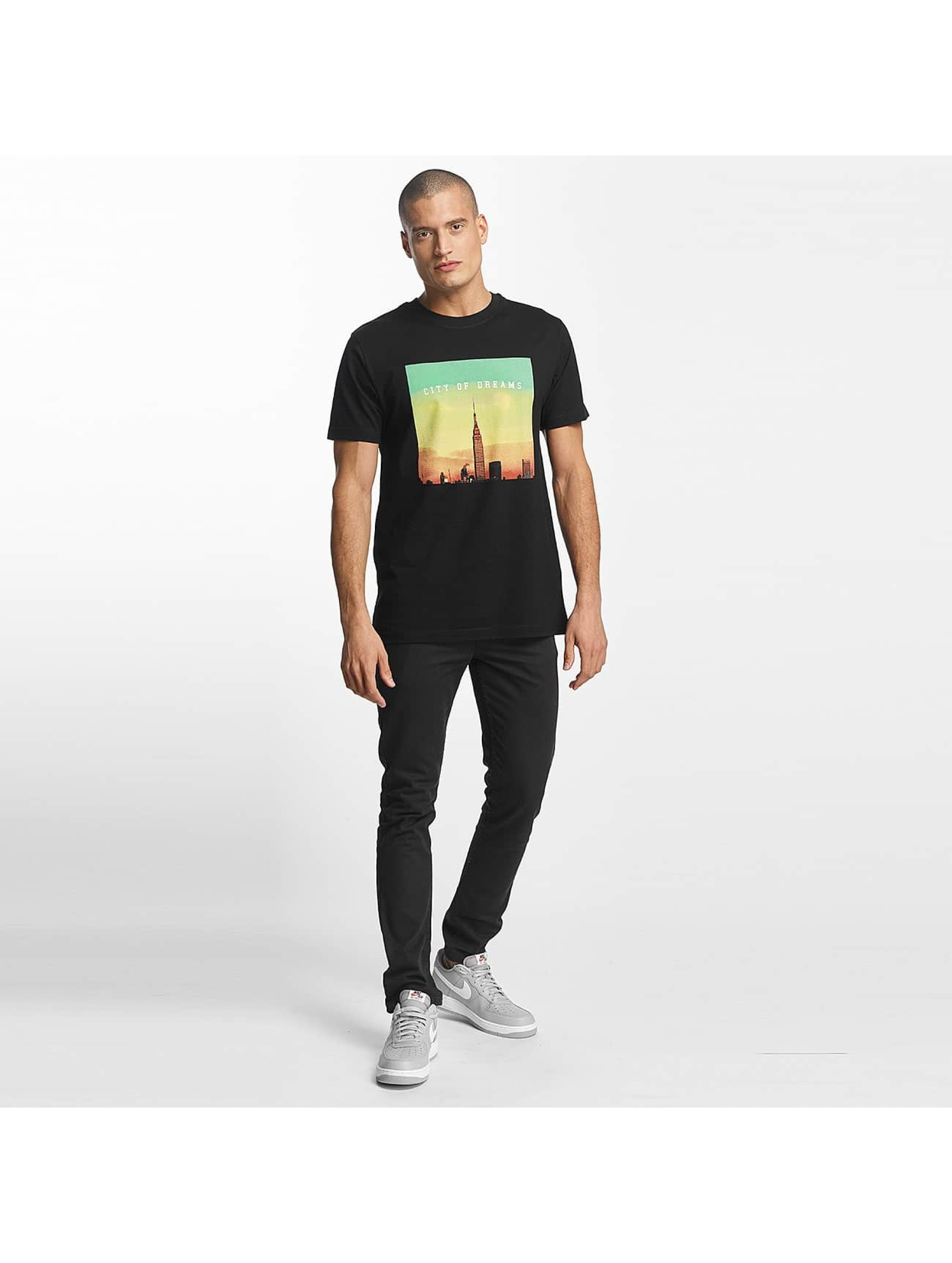 Mister Tee T-Shirt City of Dreams black