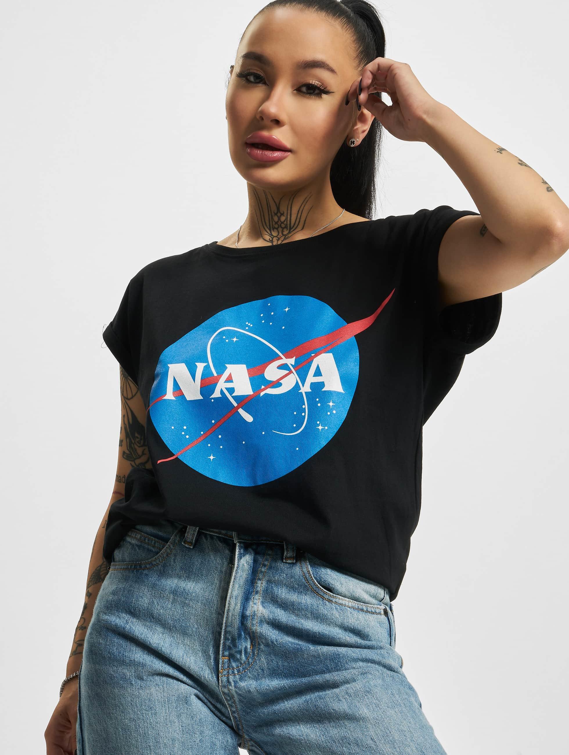 Mister Tee T-Shirt NASA Insignia black