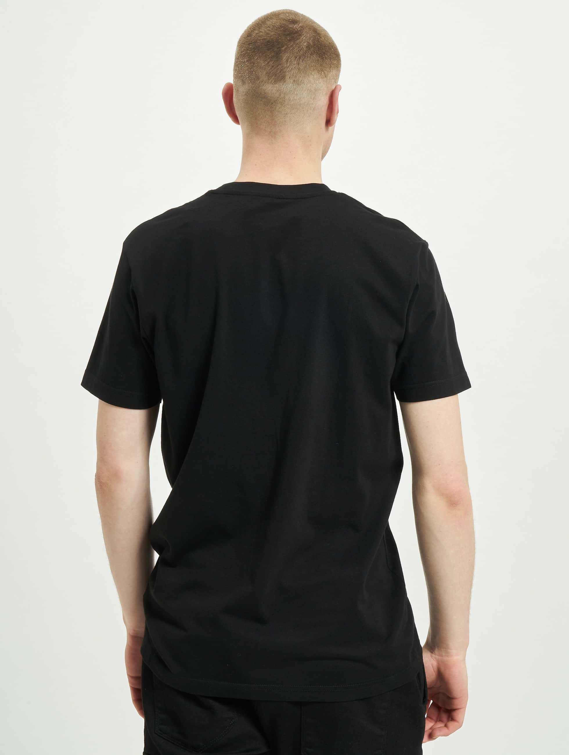 Mister Tee T-Shirt Run DMC Logo black