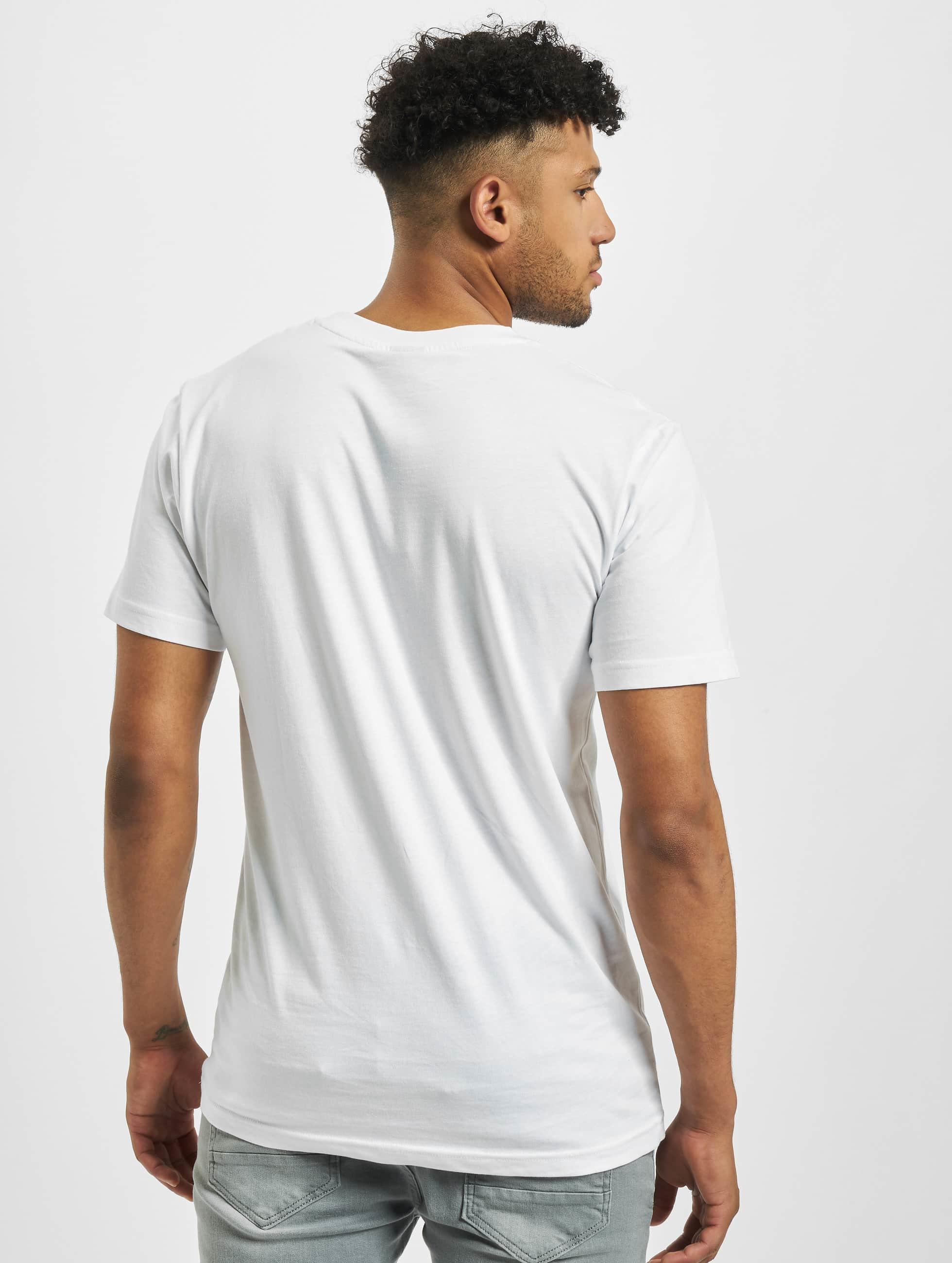 Mister Tee T-Shirt Easy Box blanc