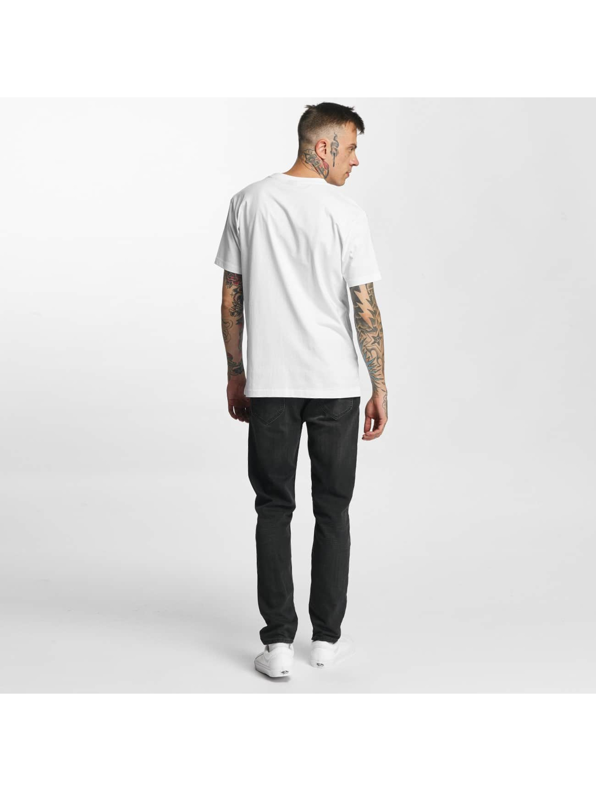 Mister Tee T-Shirt Brooklyn blanc