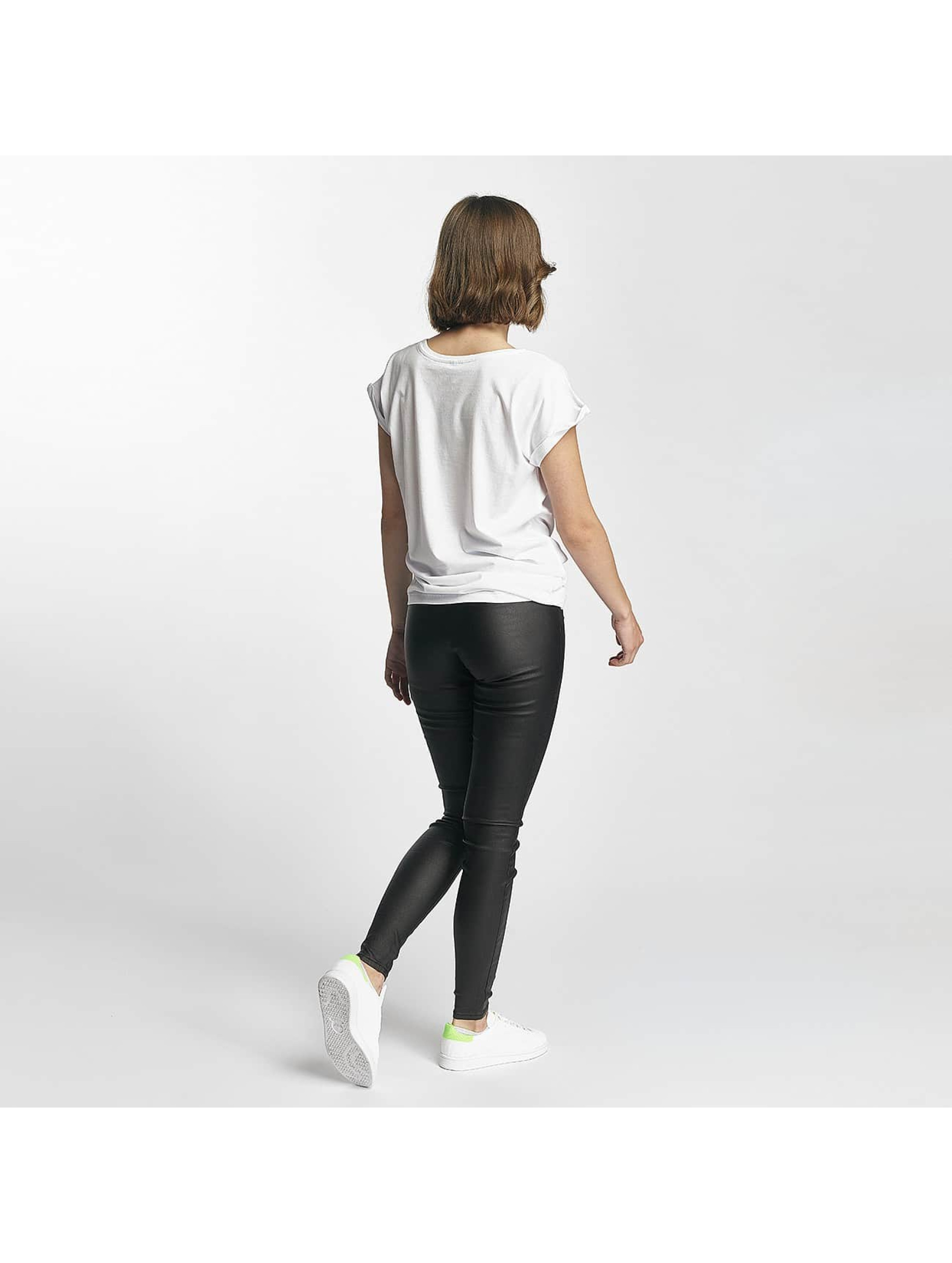 Mister Tee T-Shirt GRL PWR blanc