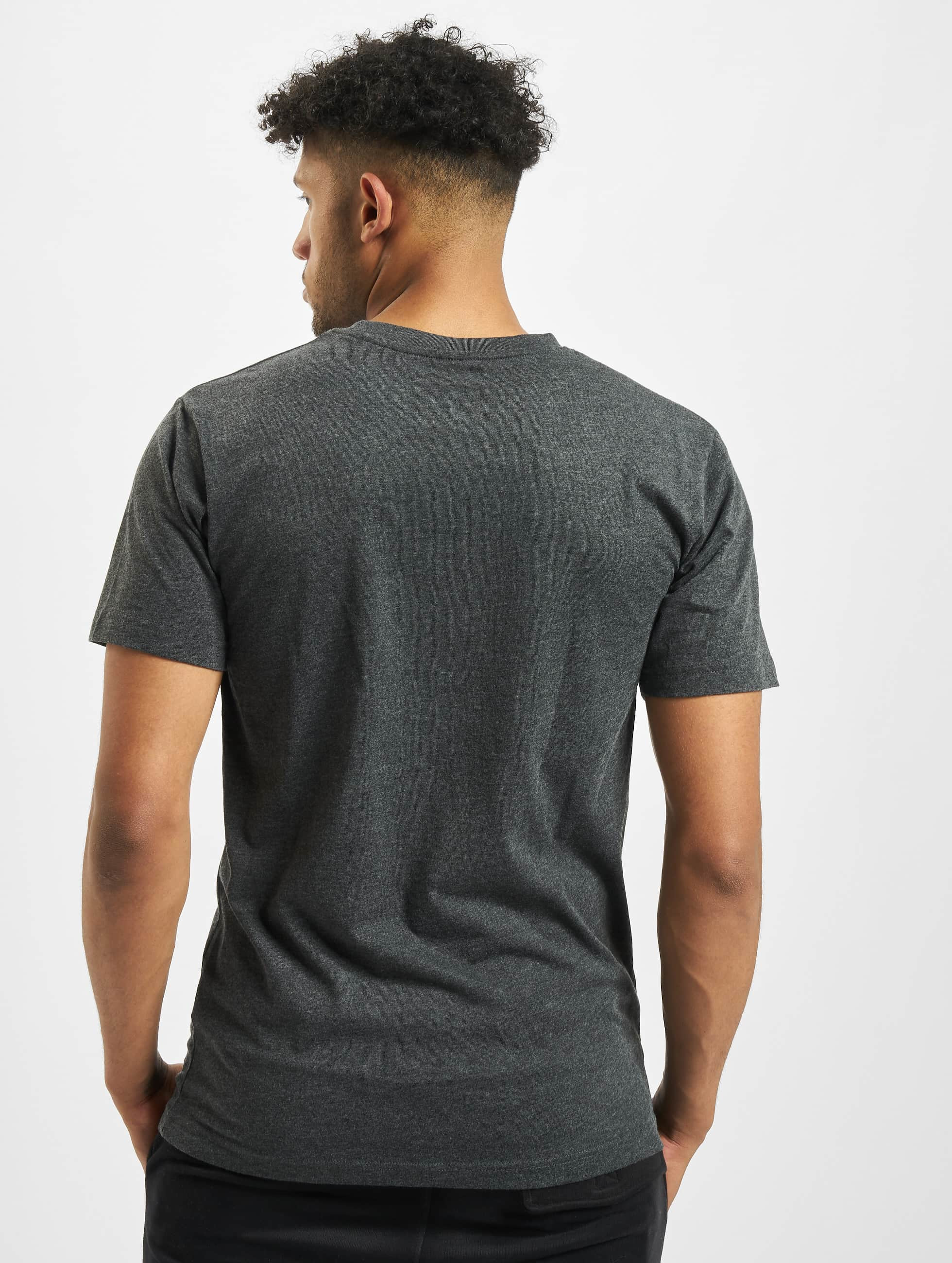 Mister Tee T-Shirt All The Way Up Mashup grey
