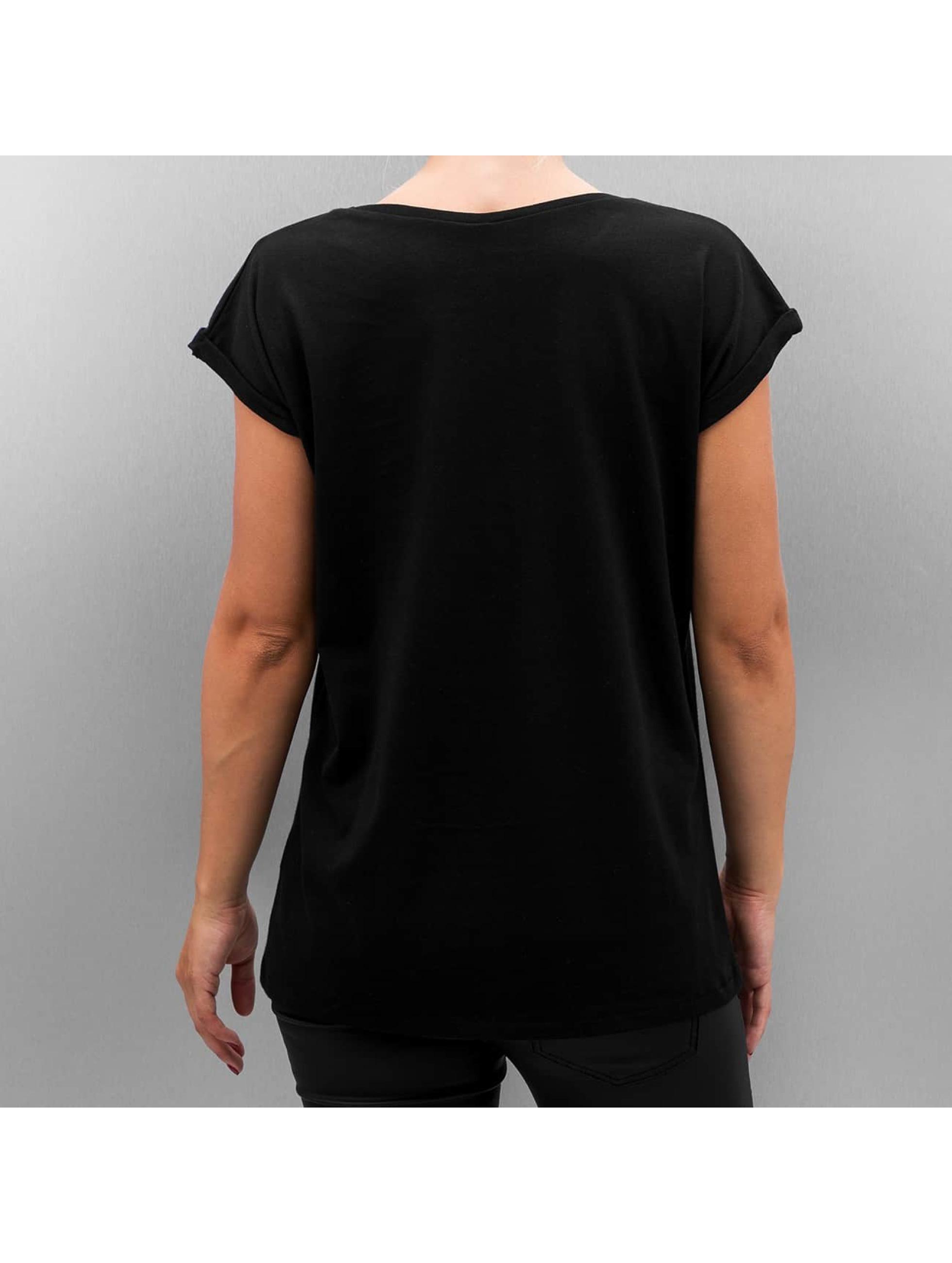 Mister Tee T-shirt Ladies Twenty One Pilots Filler Bars nero