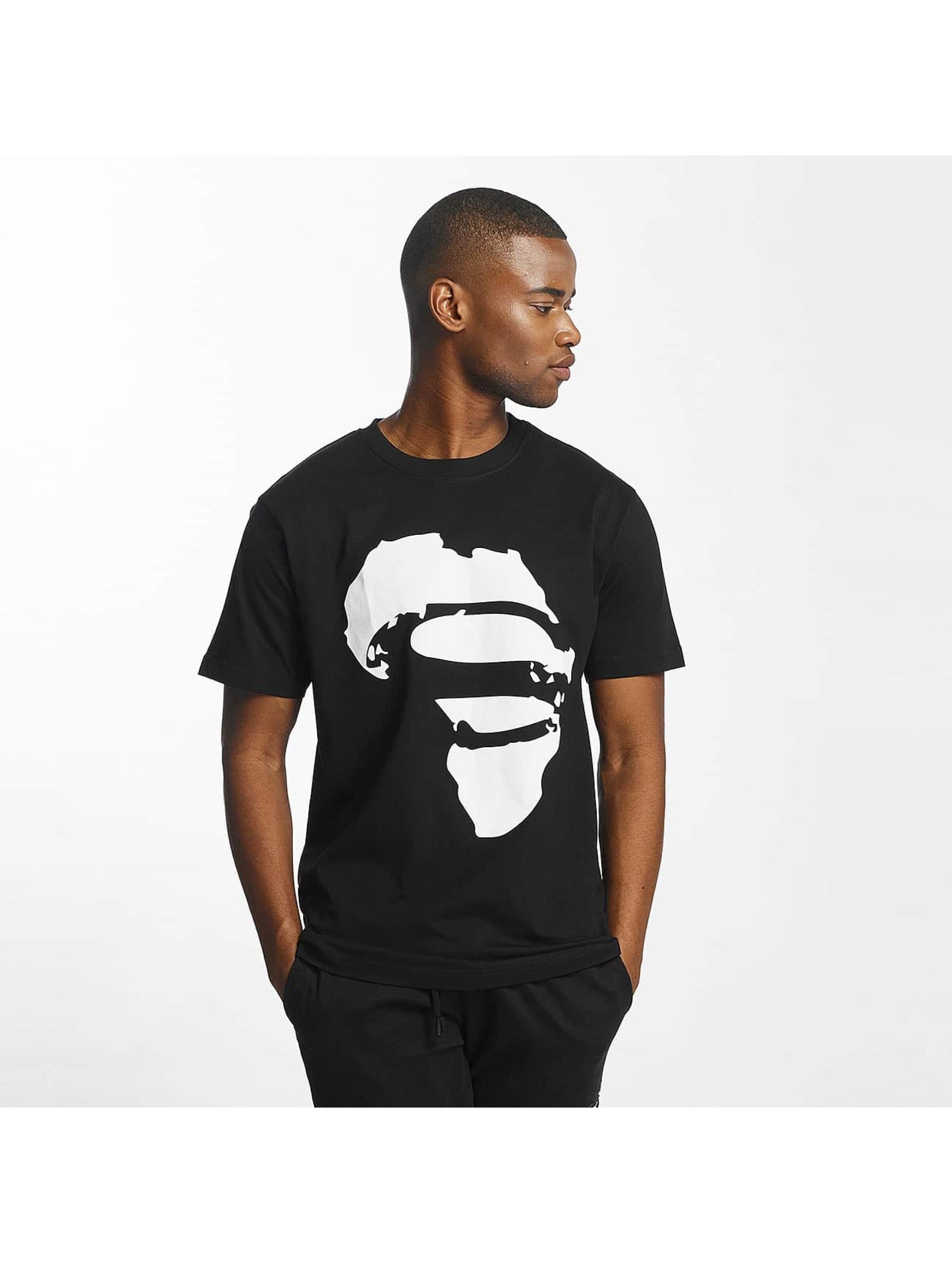 Mister Tee T-shirt Tribe nero
