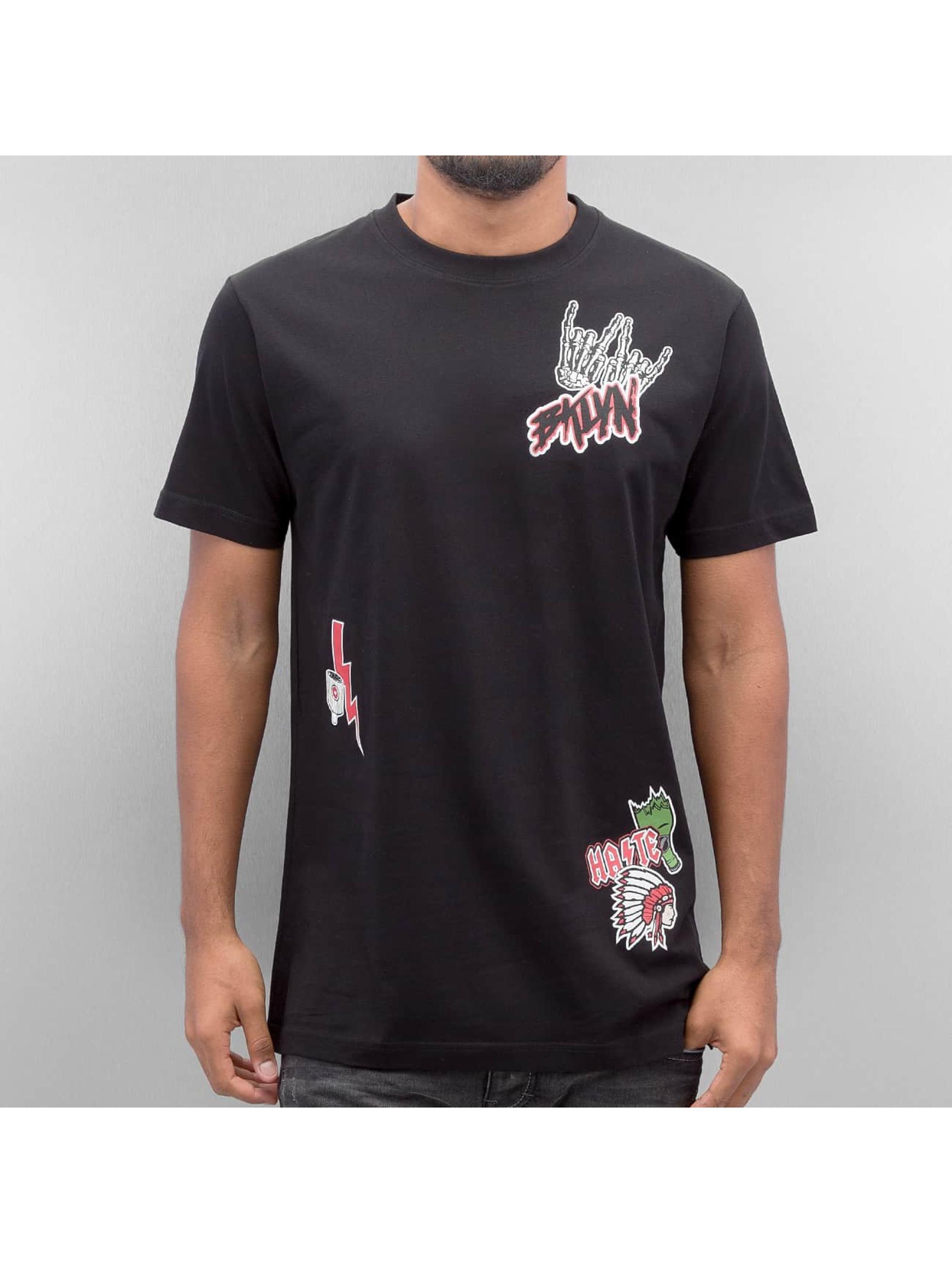 Mister Tee T-Shirt BKLYN noir