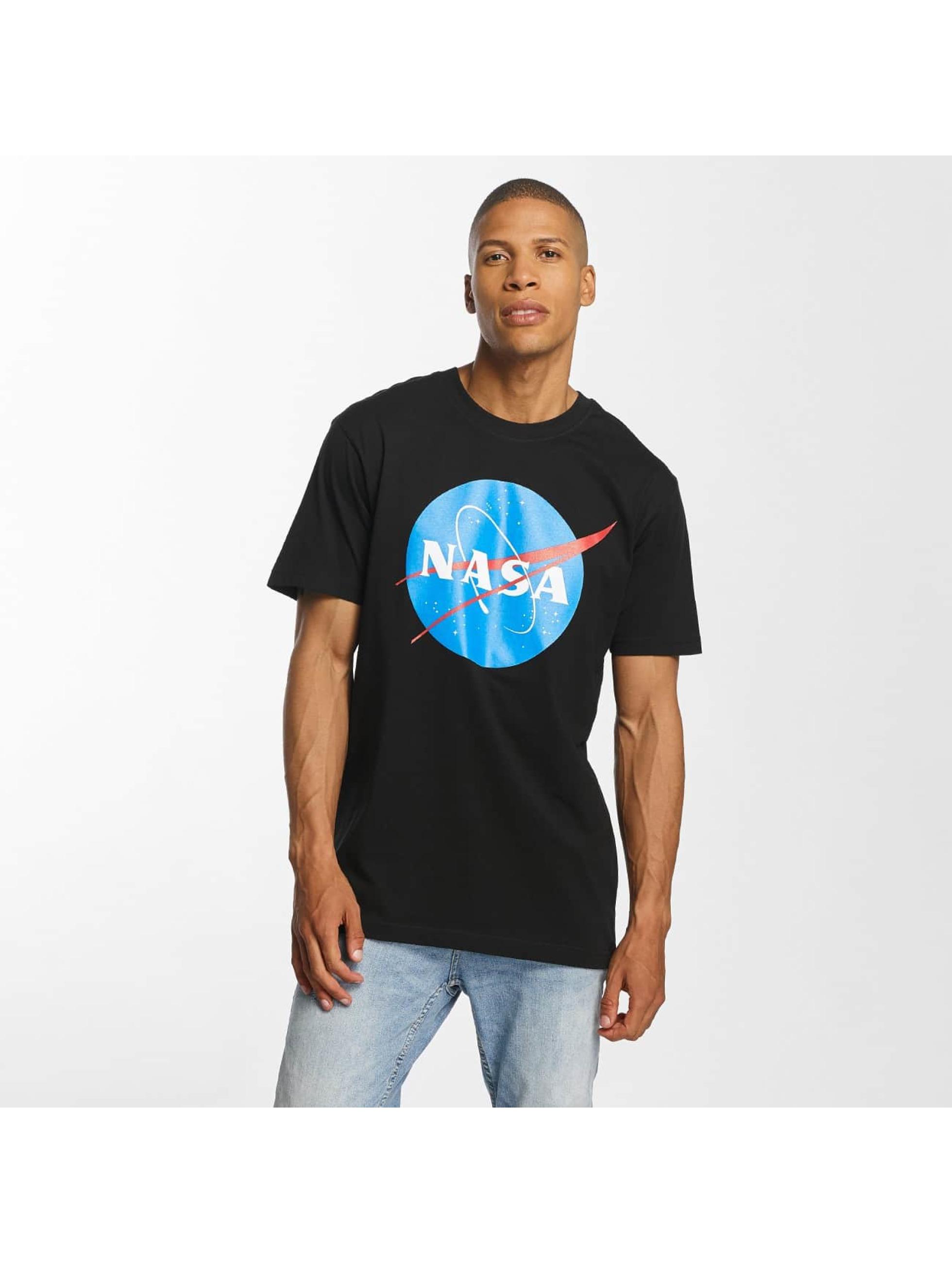 Mister Tee T-Shirt NASA noir