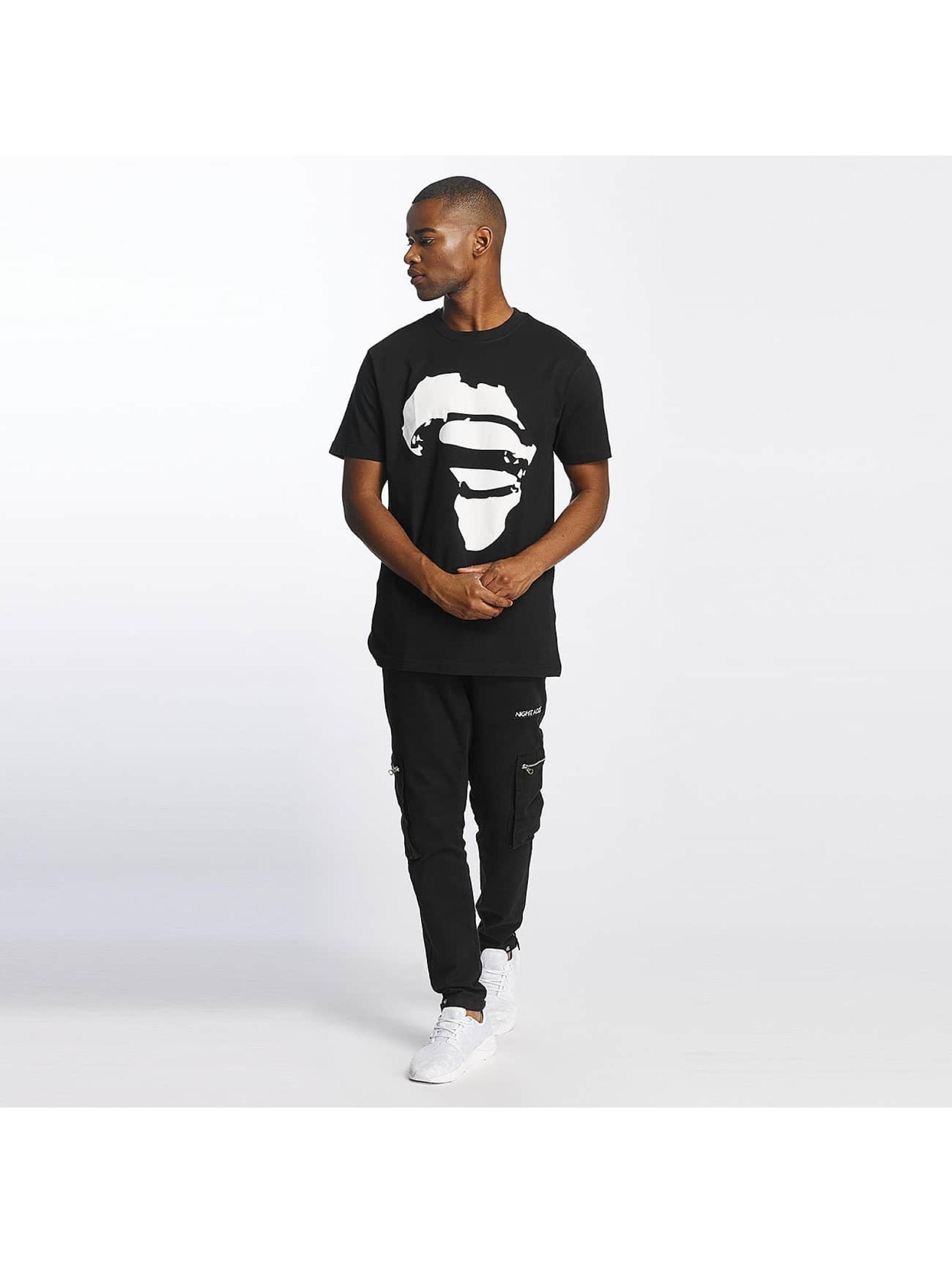 Mister Tee T-Shirt Tribe noir