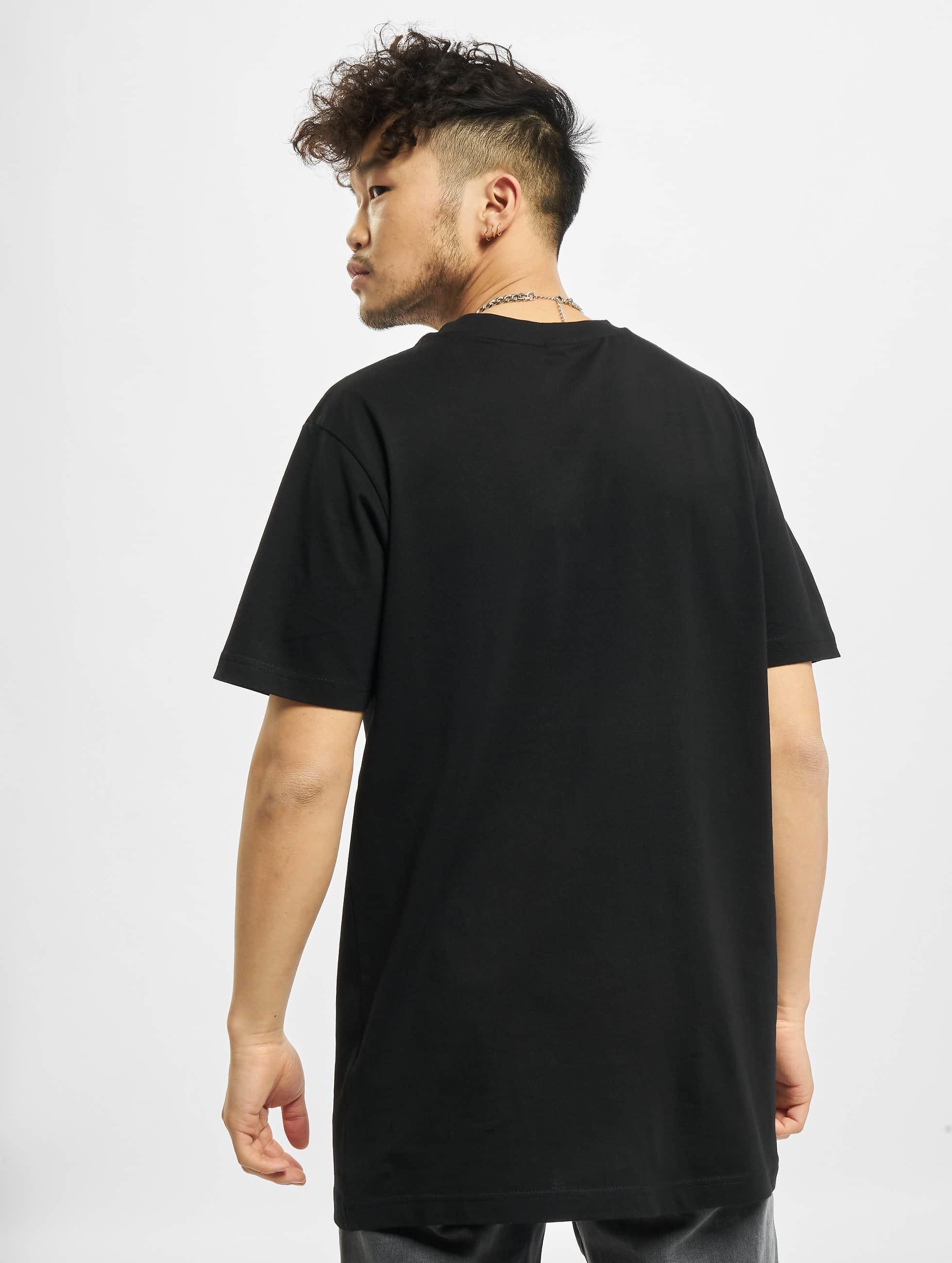 Mister Tee T-Shirt NASA Worm noir