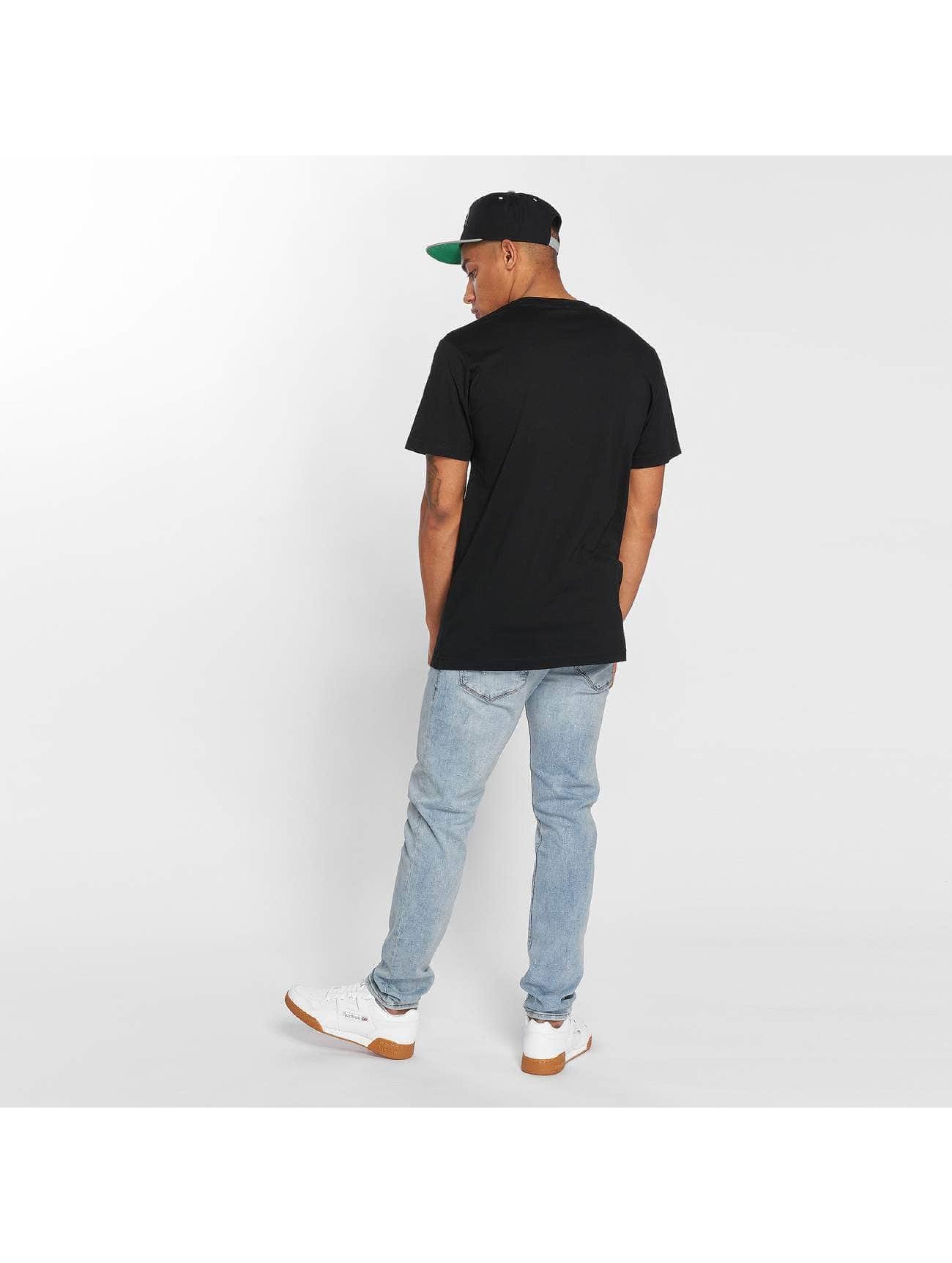 Mister Tee T-Shirt Snake noir