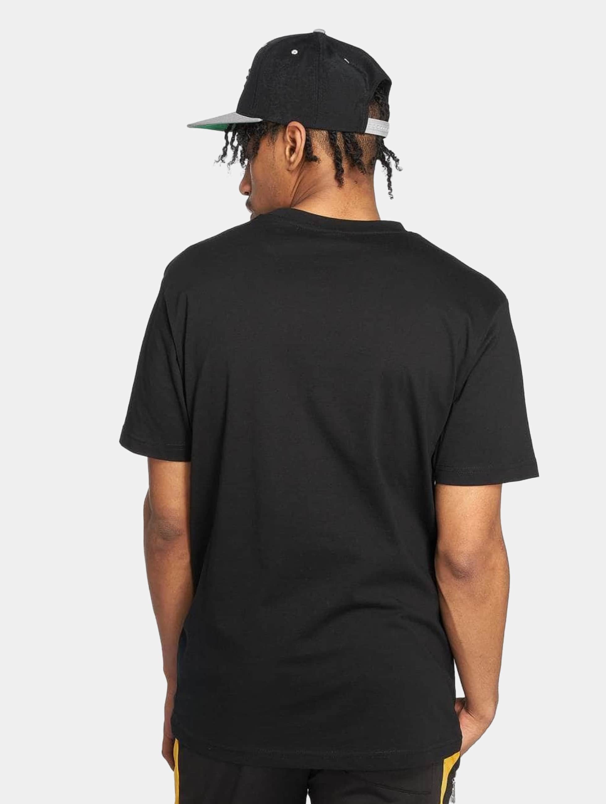Mister Tee T-Shirt Paris noir