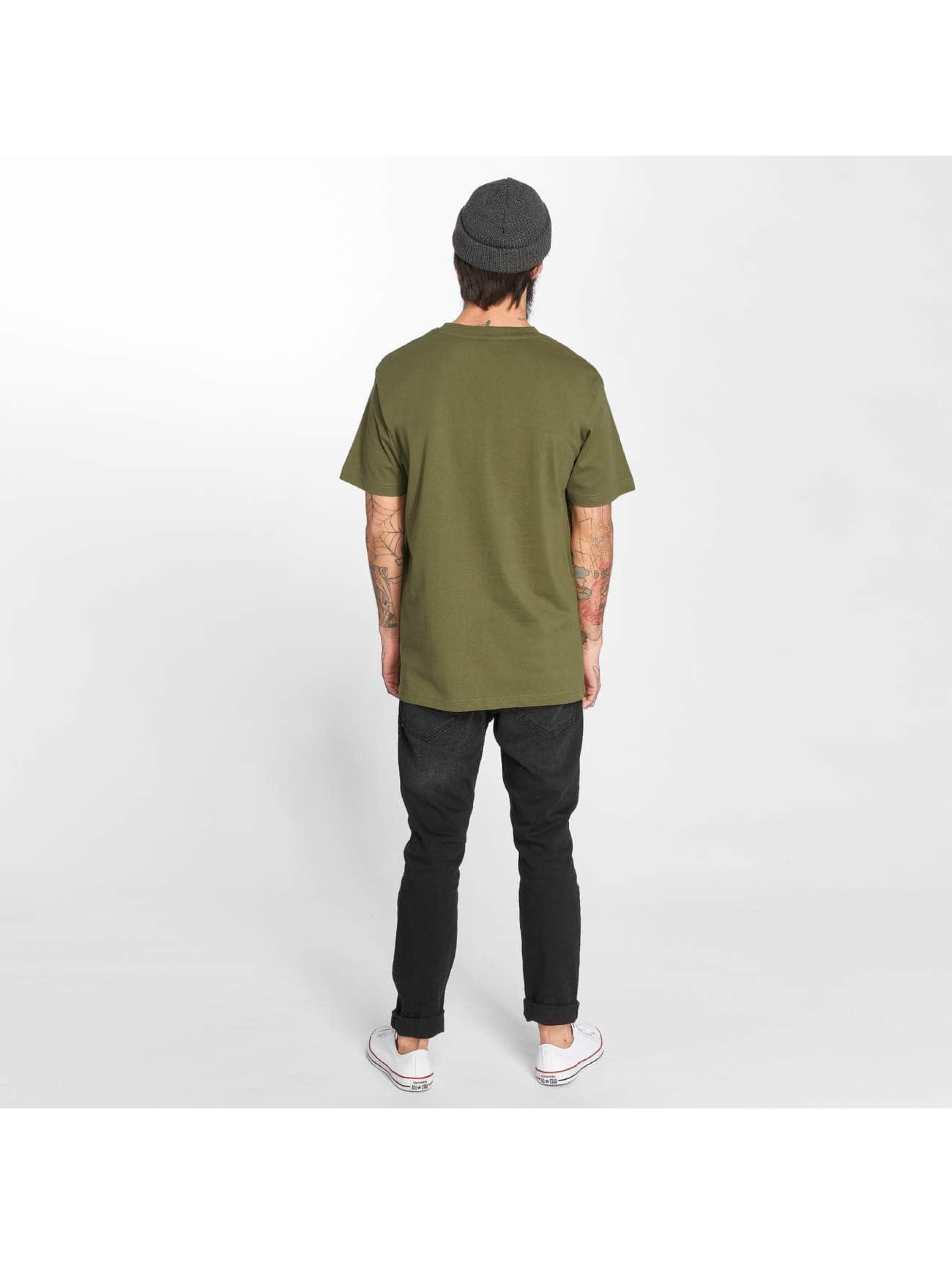 Mister Tee T-Shirt Pray olive