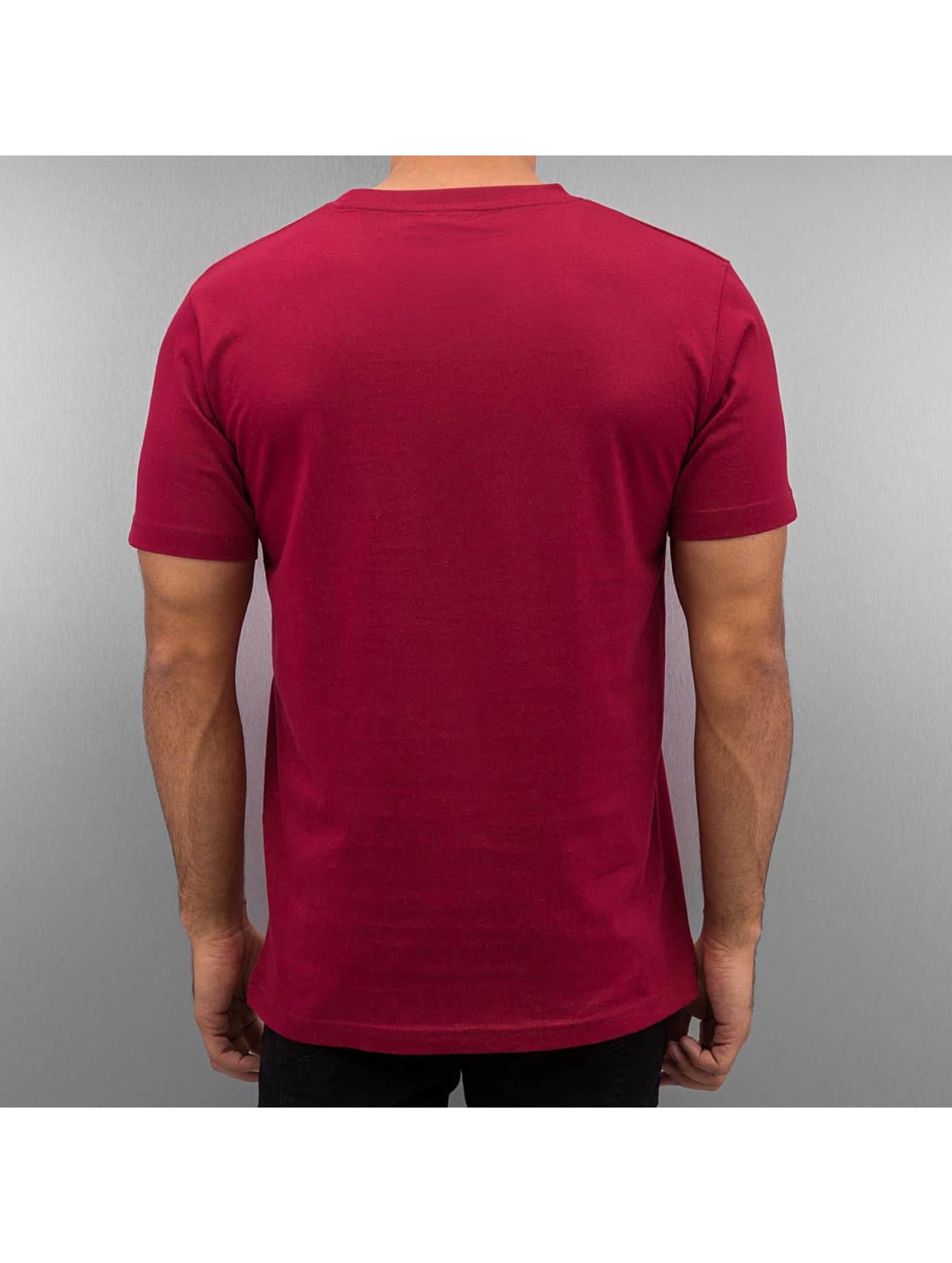 Mister Tee T-Shirt Ballin rot