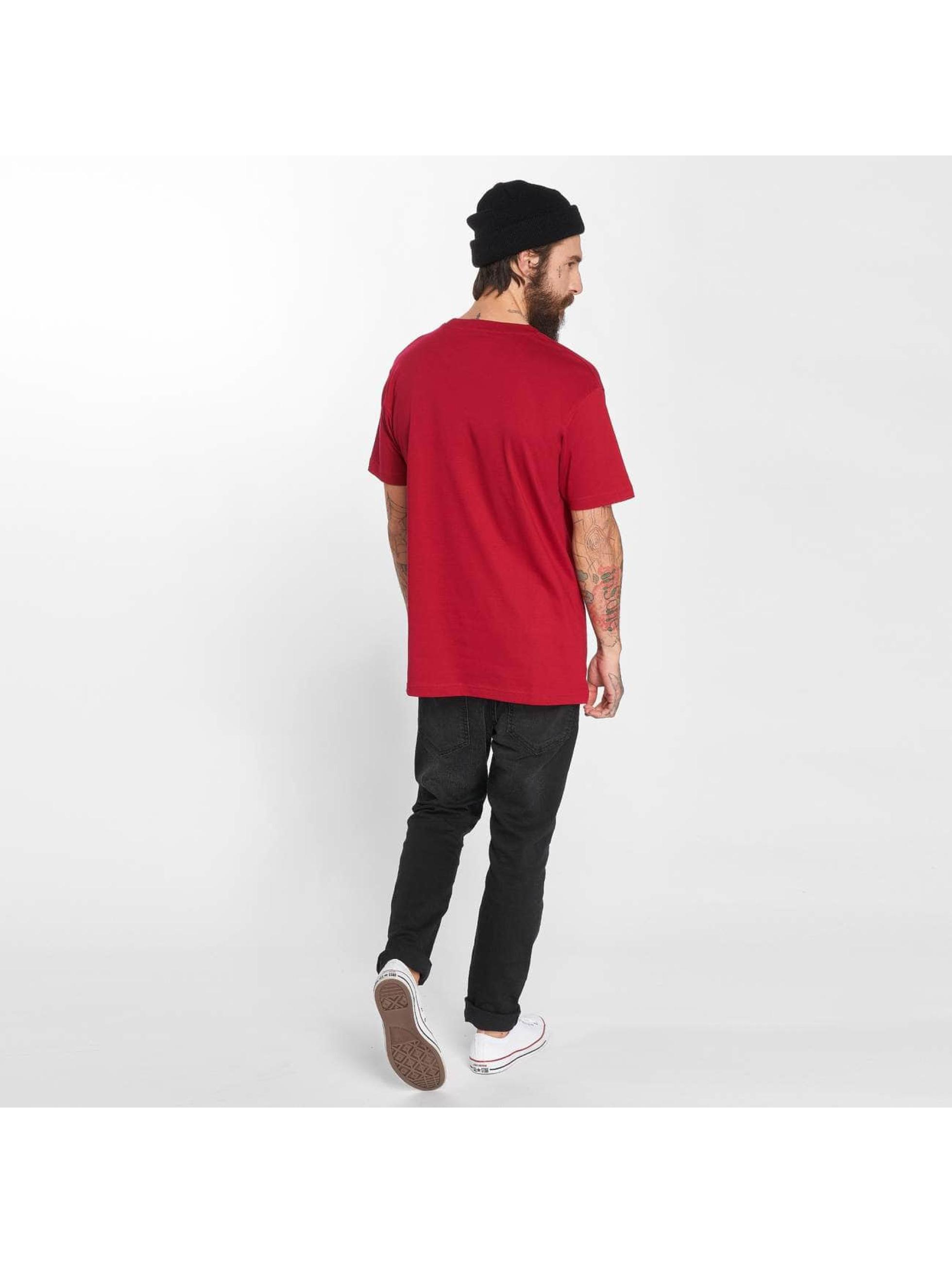 Mister Tee T-Shirt Pray rouge