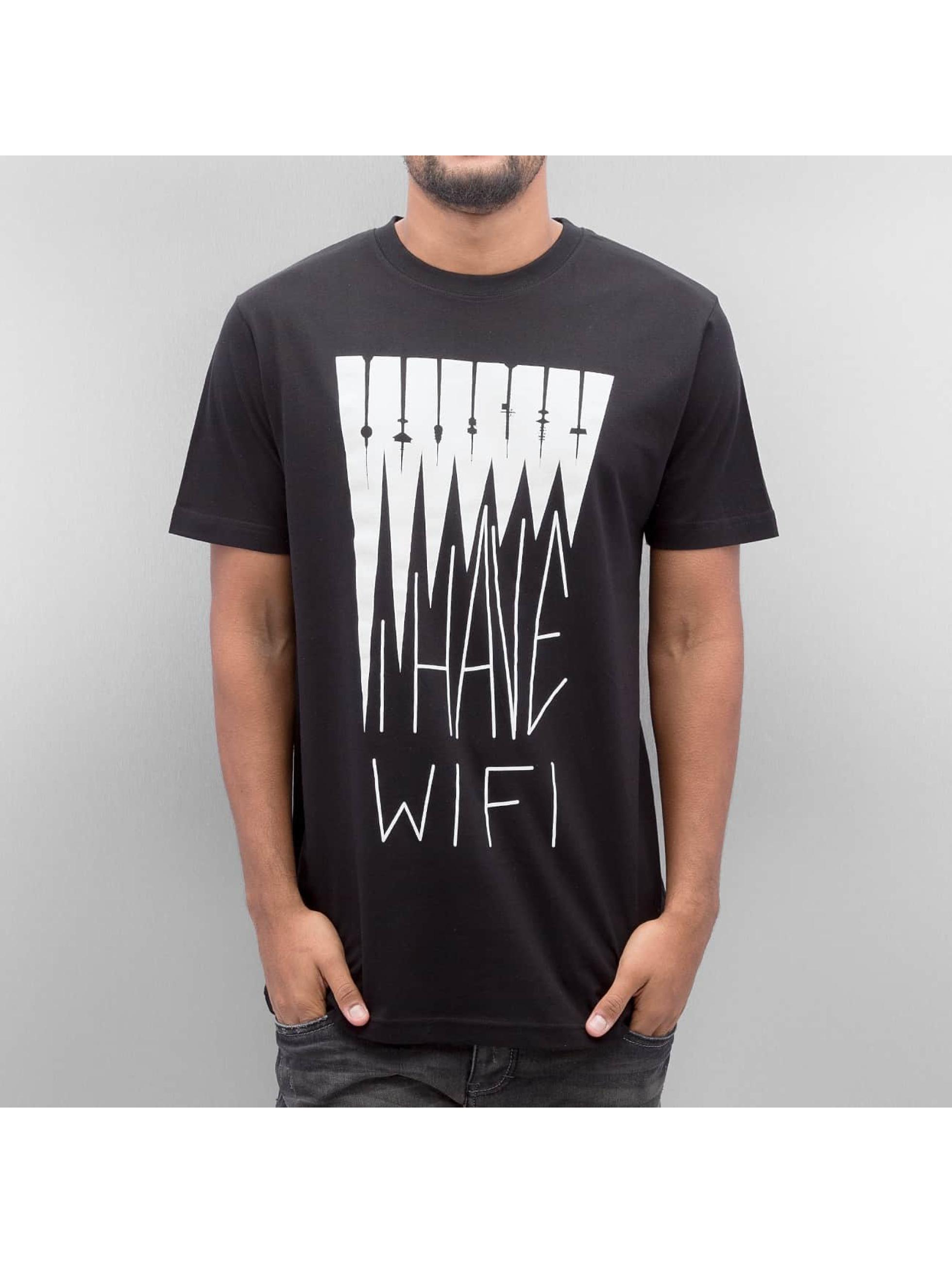 Mister Tee T-Shirt I Have Wifi schwarz