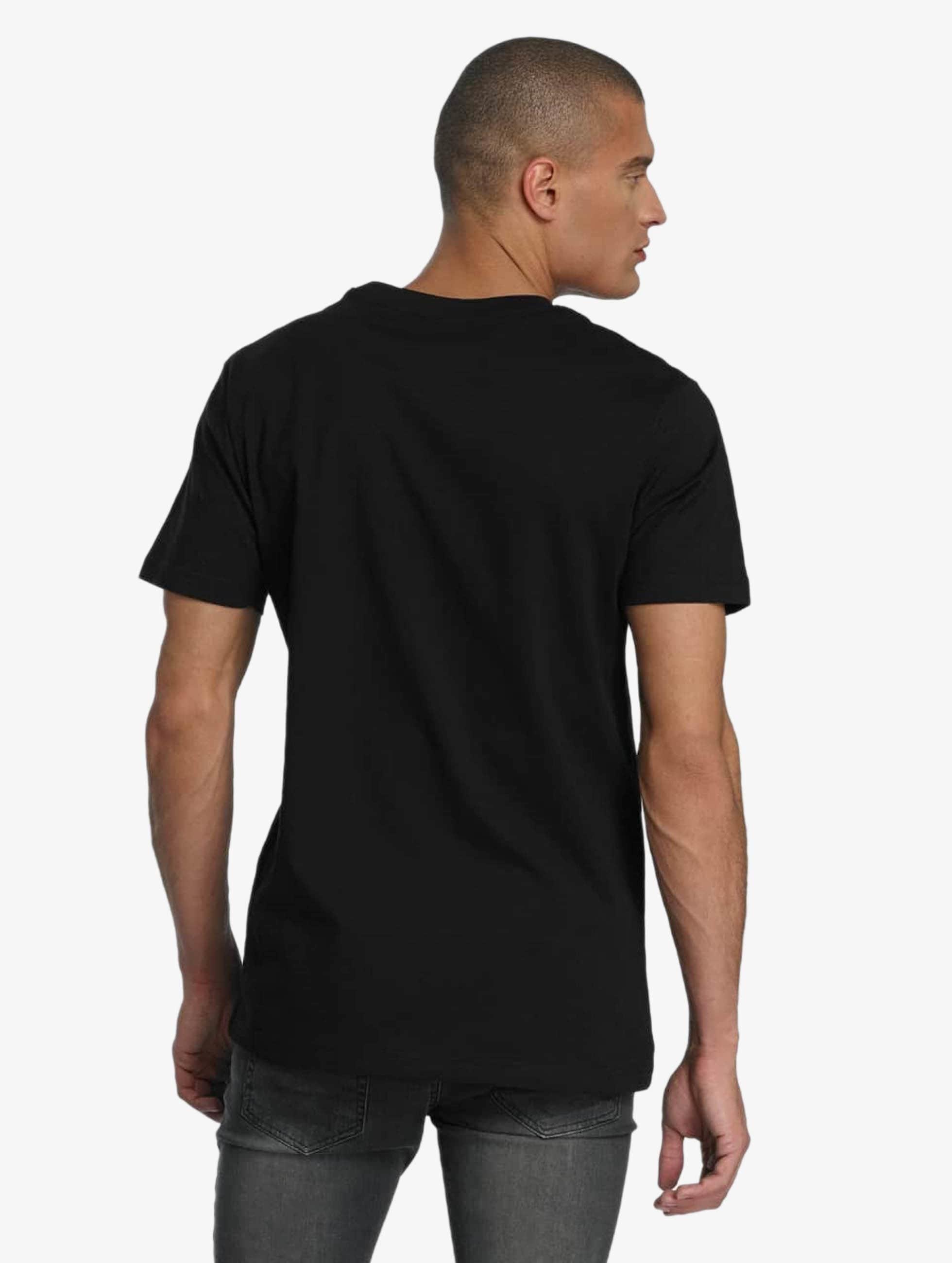 Mister Tee T-Shirt 2Pac Judge schwarz