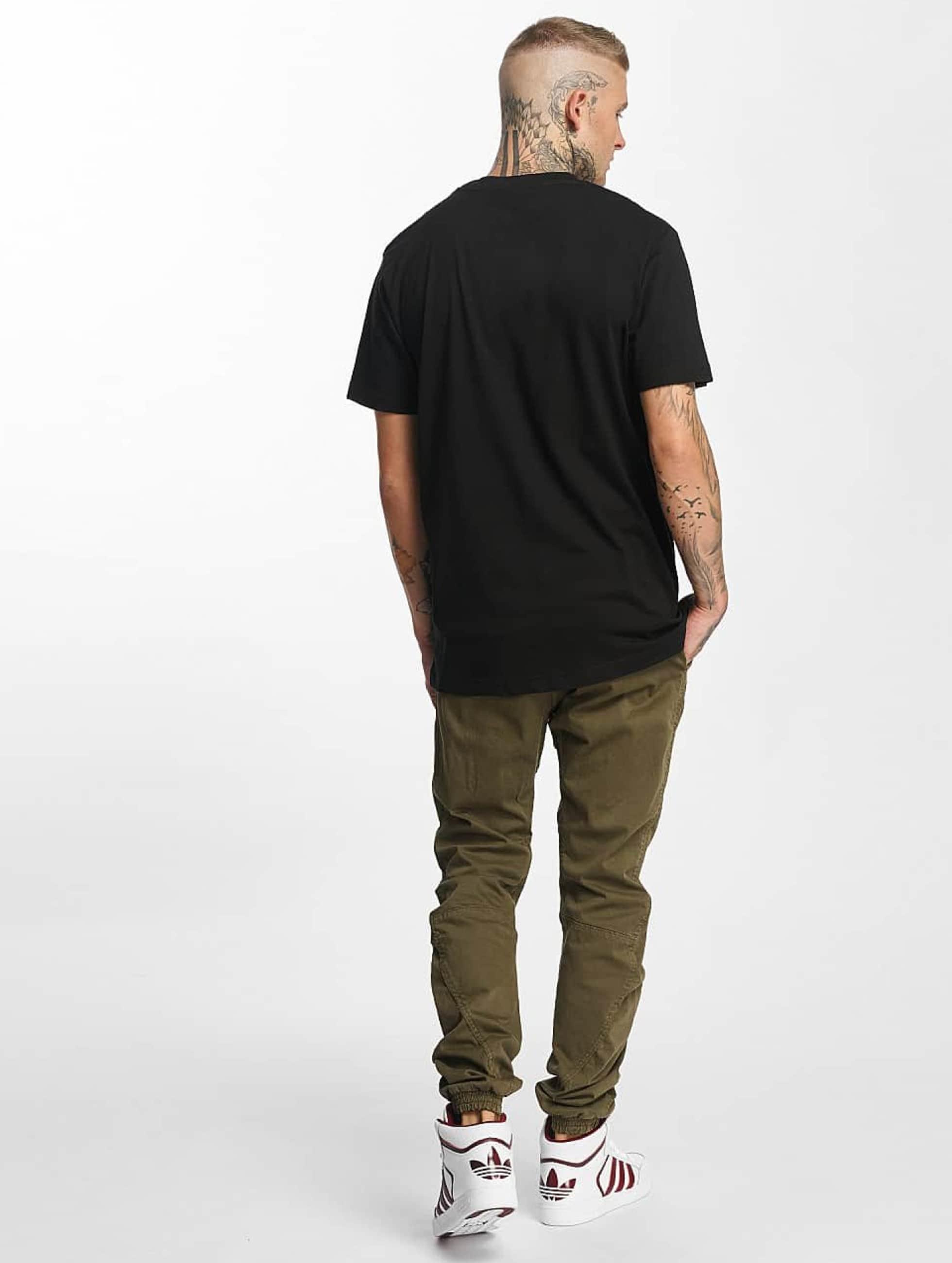 Mister Tee T-Shirt Bob Marley Roots schwarz