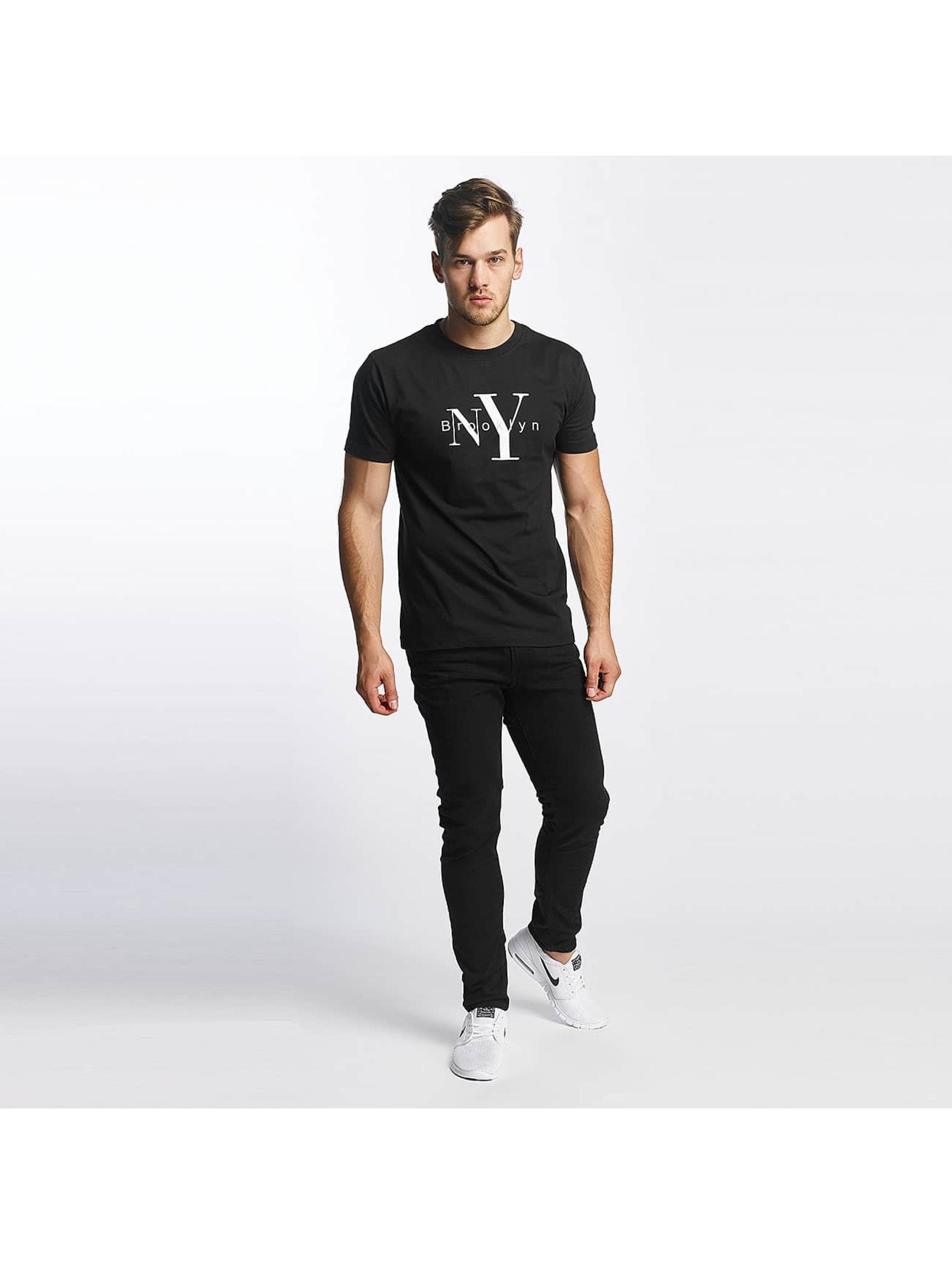 Mister Tee T-Shirt Brooklyn schwarz
