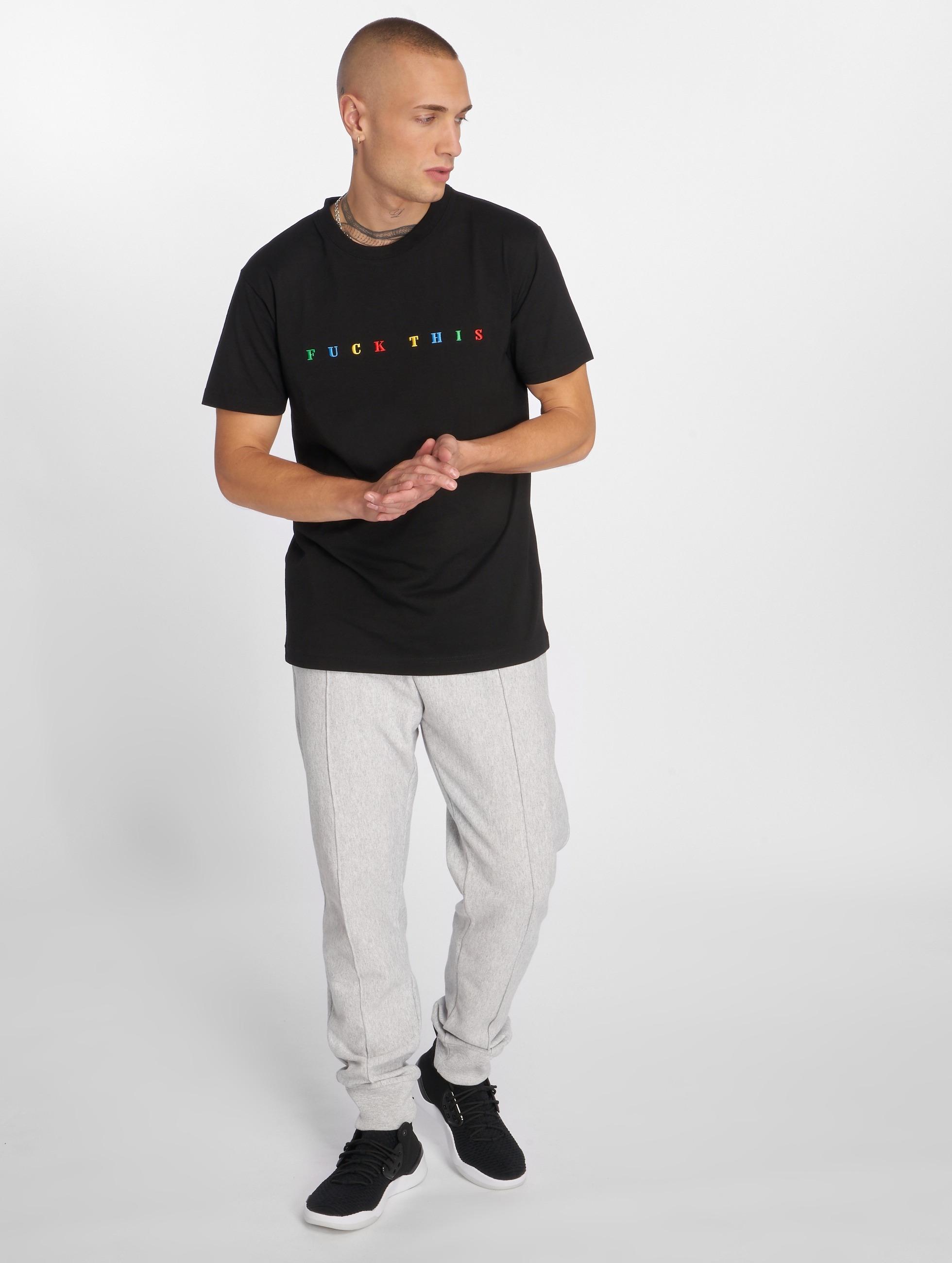 Mister Tee T-Shirt Fuck This schwarz