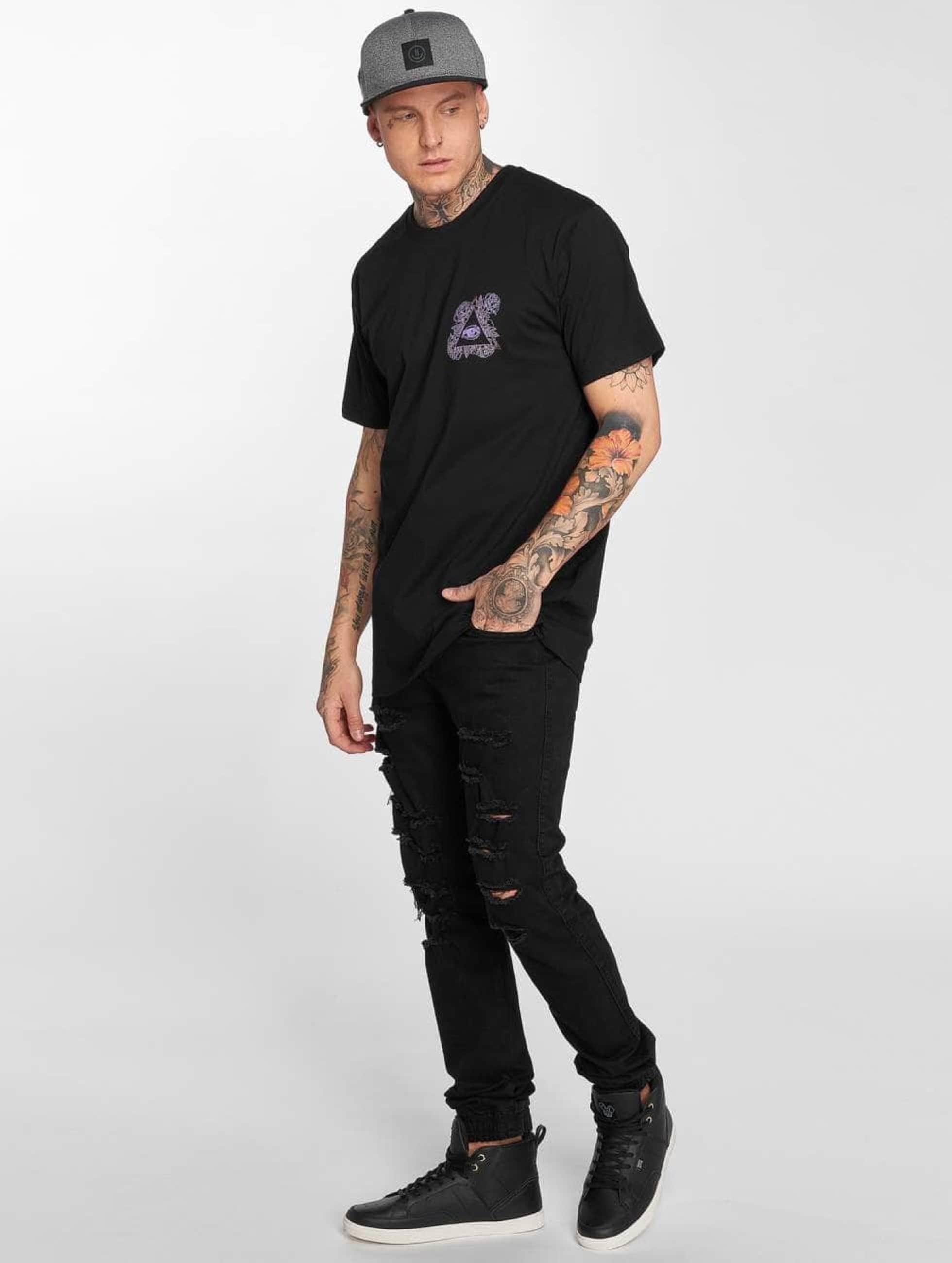 Mister Tee T-shirt Views svart
