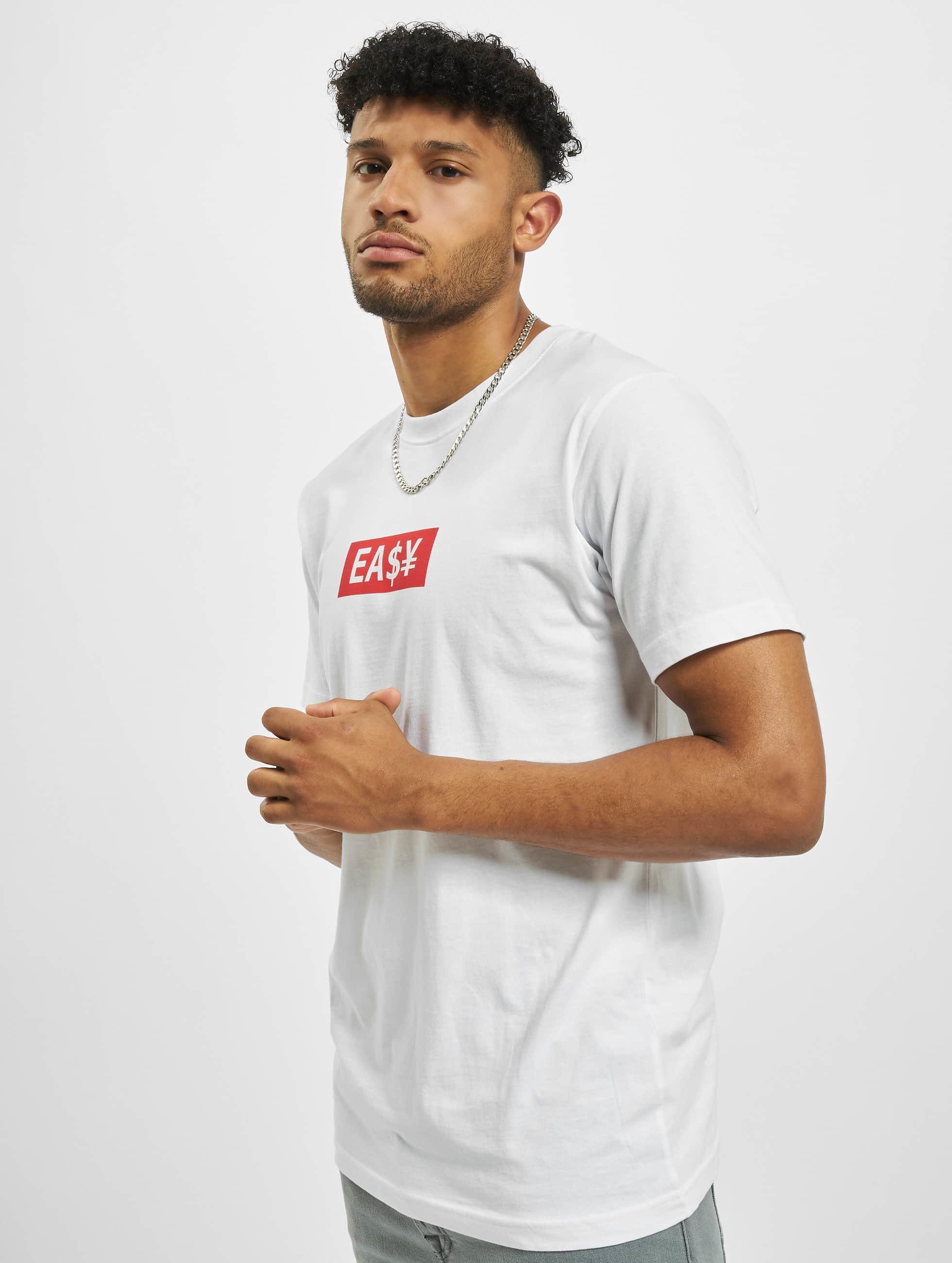 Mister Tee T-shirt Easy Box vit