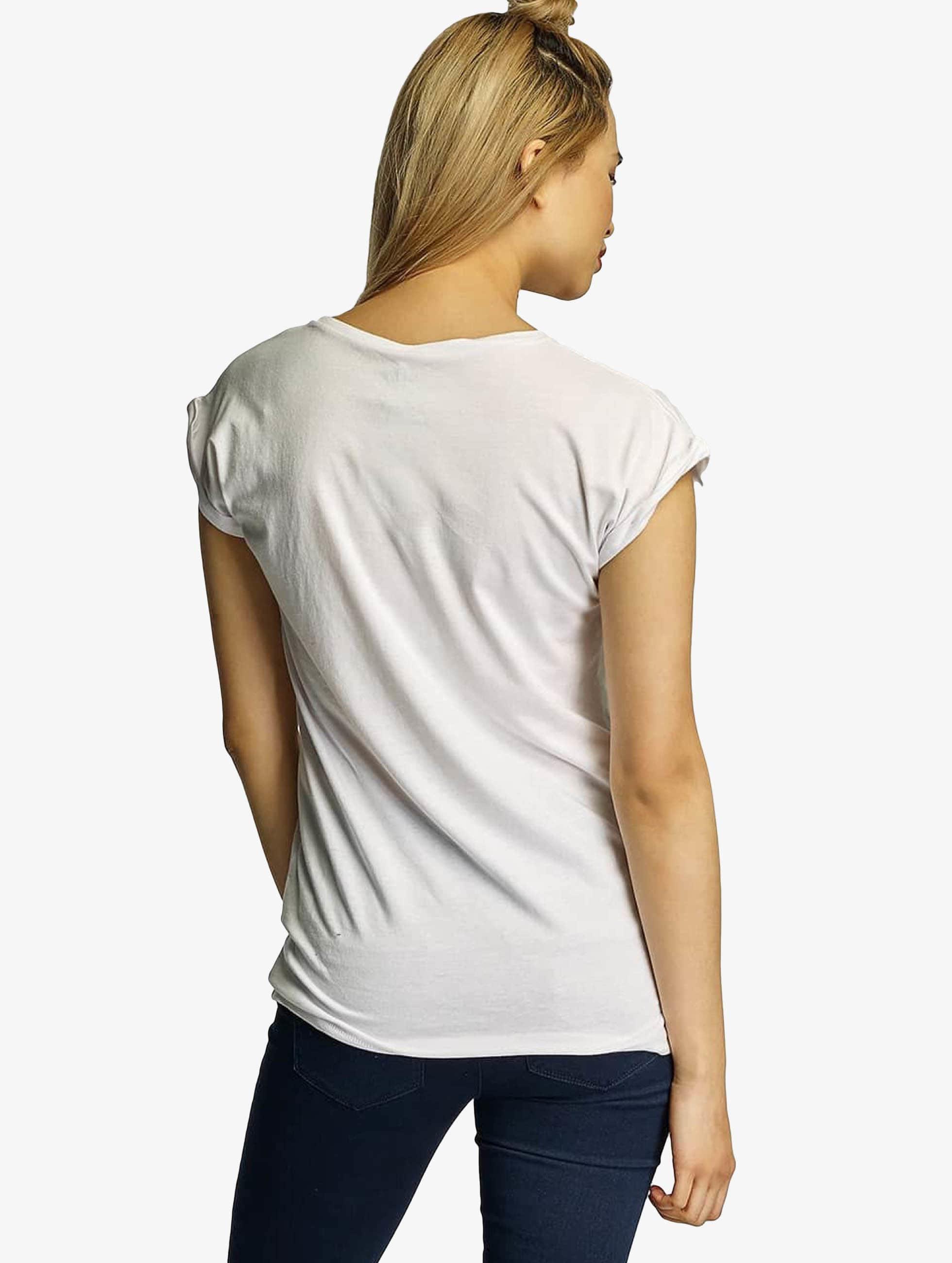 Mister Tee T-Shirt Jimmy Hendrix white