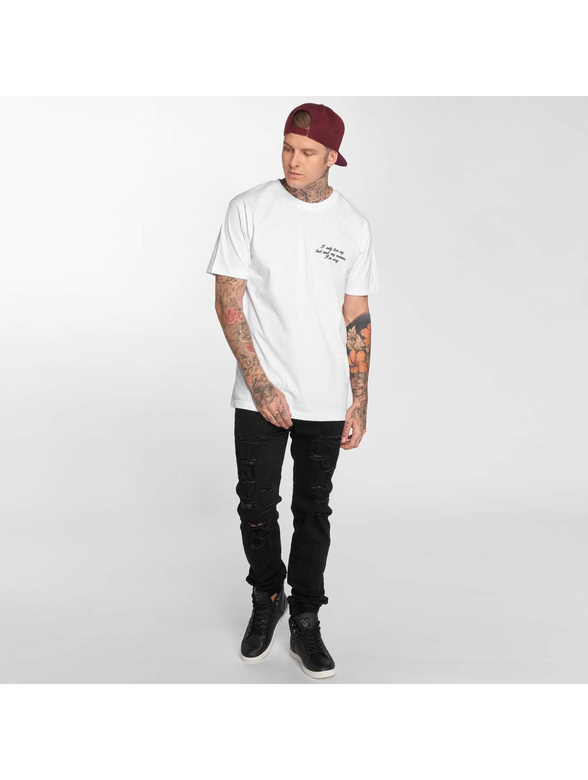 Mister Tee T-Shirt I'm Sorry white