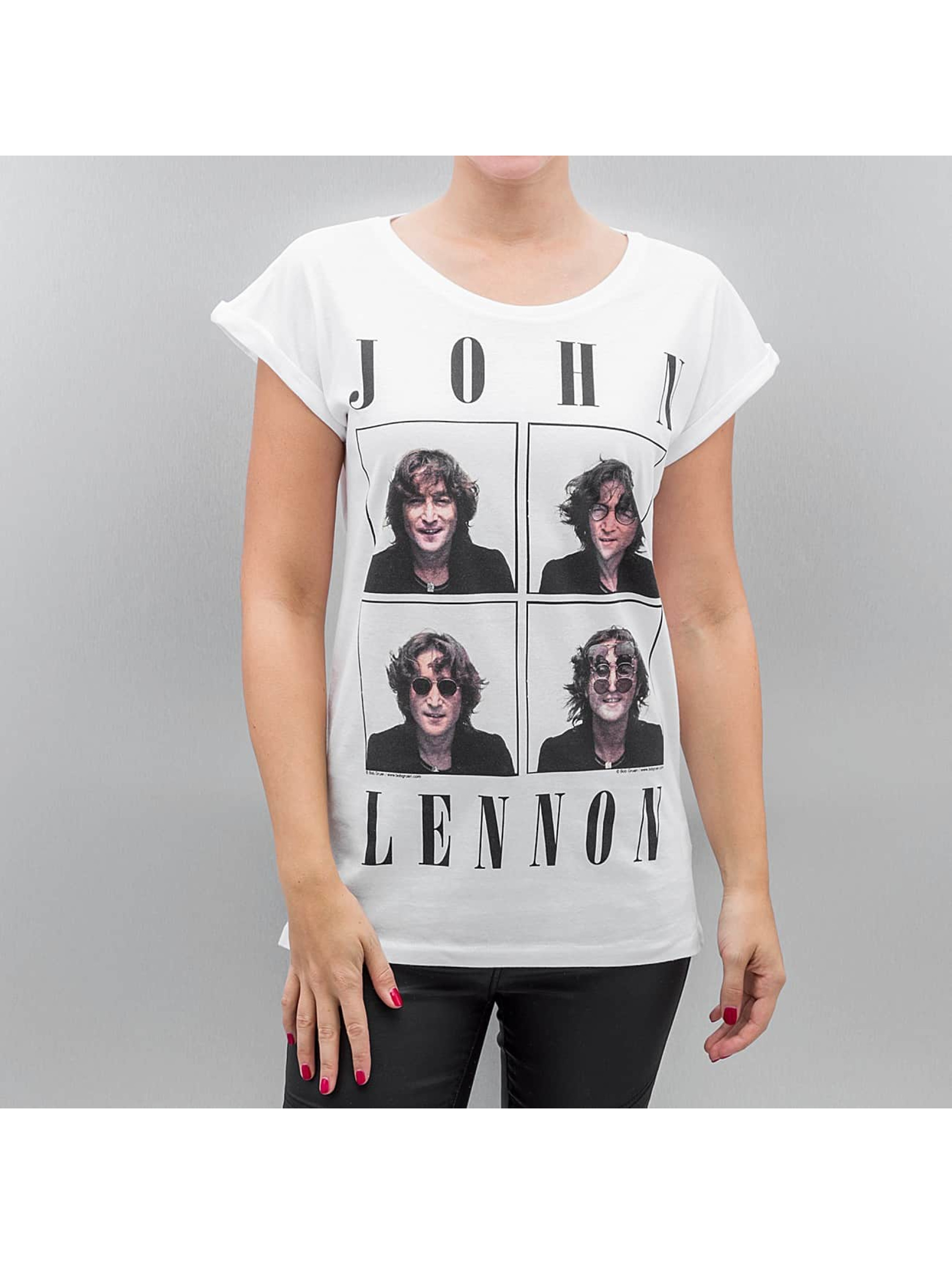 Mister Tee t-shirt Ladies John Lennon Pictures wit