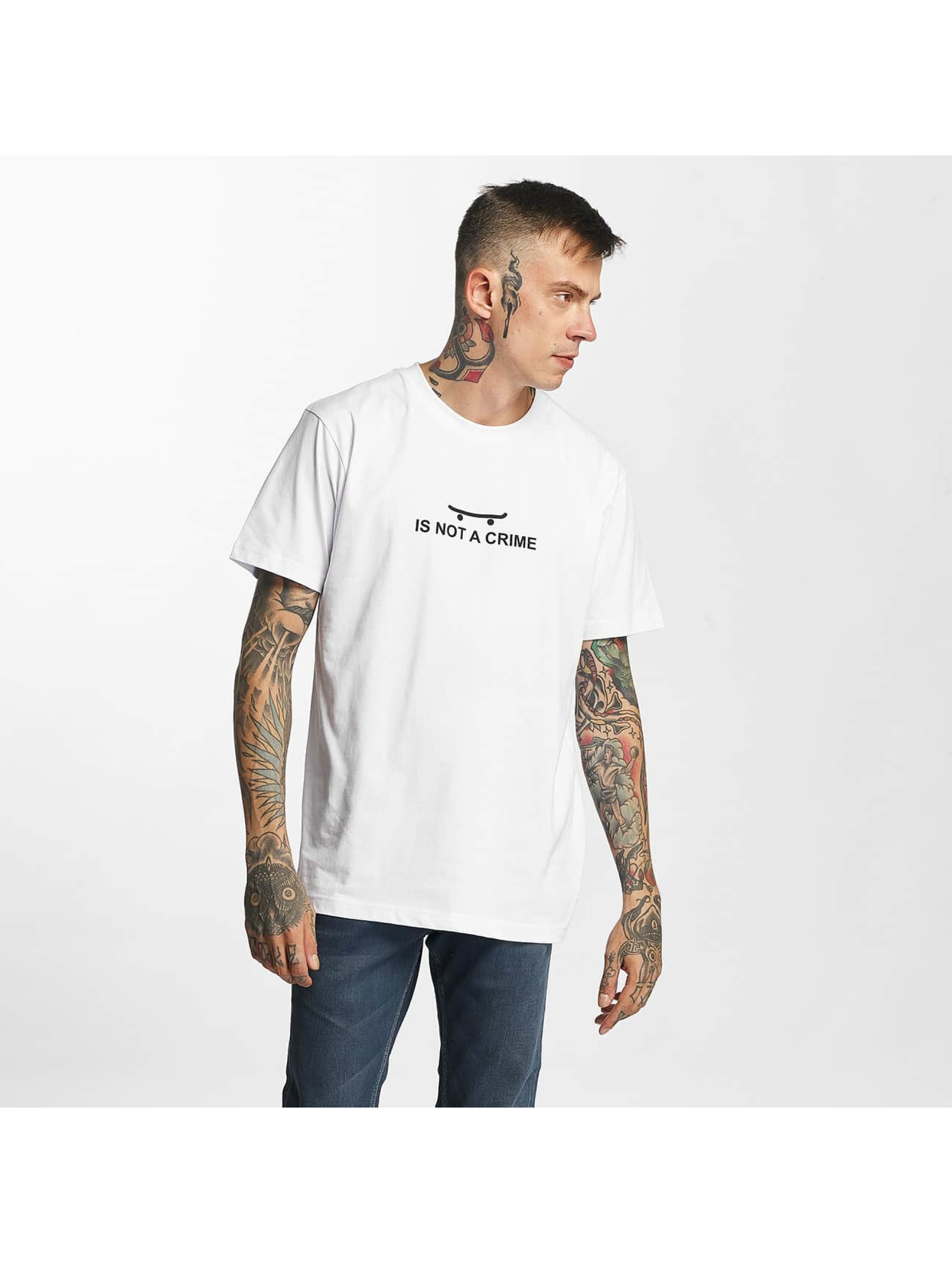 Mister Tee t-shirt Not A Crime wit