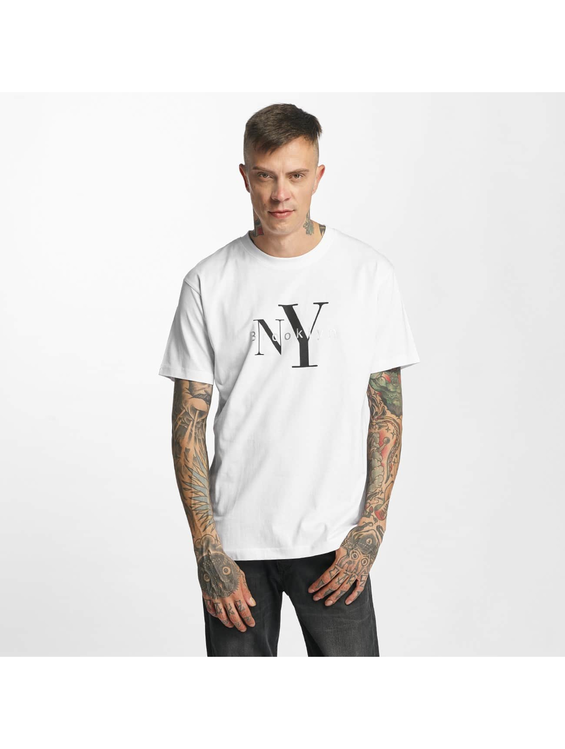 Mister Tee t-shirt Brooklyn wit