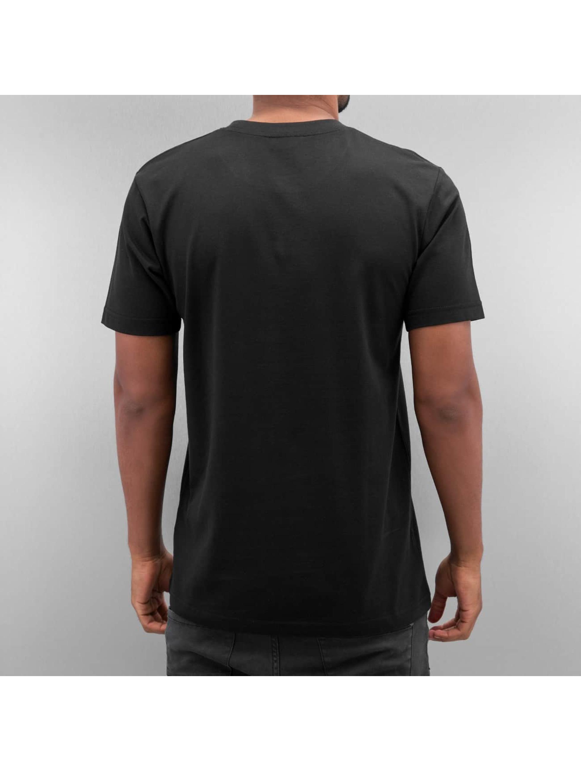 Mister Tee t-shirt Famous zwart