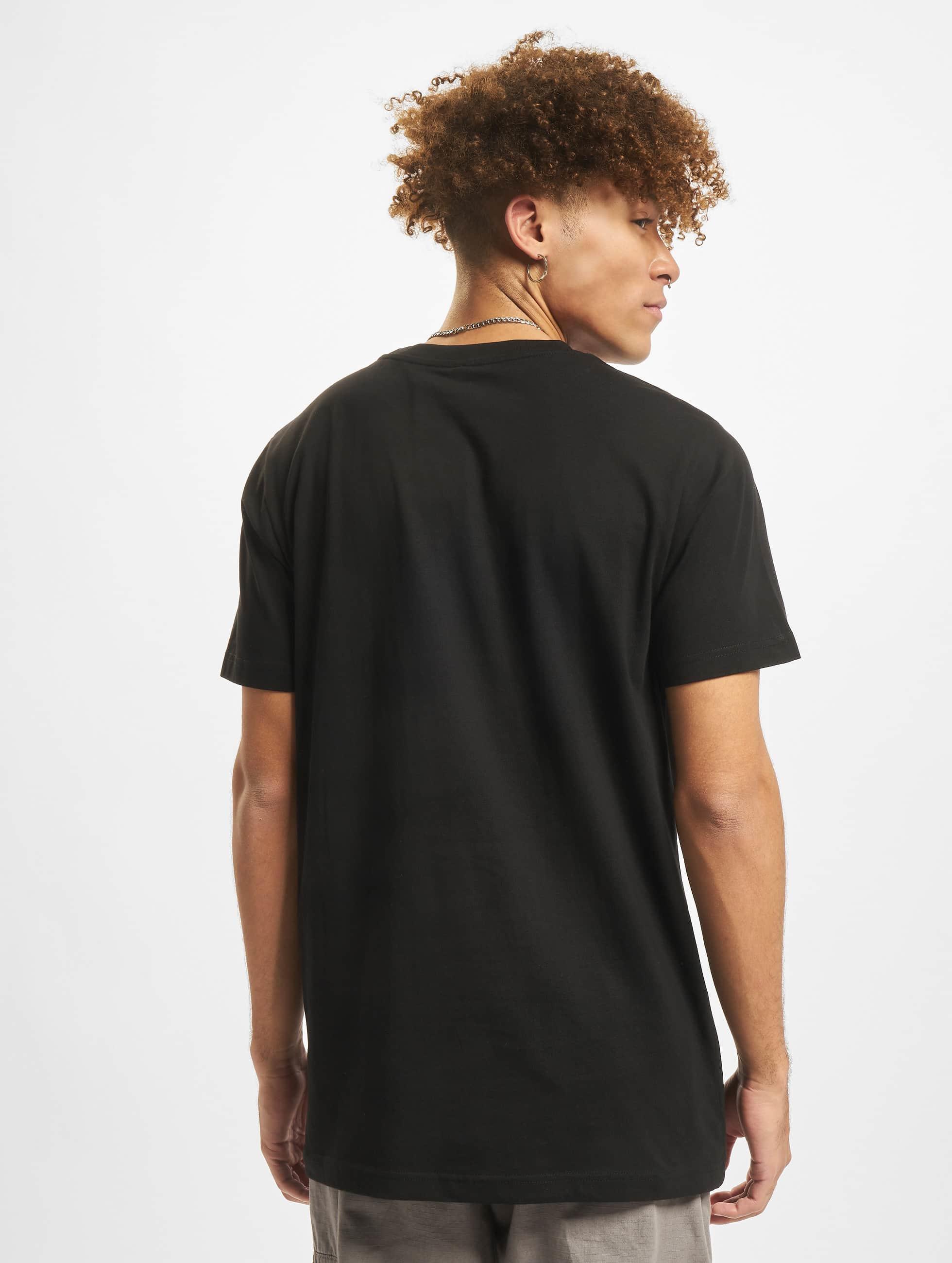 Mister Tee t-shirt AC/DC Voltage zwart