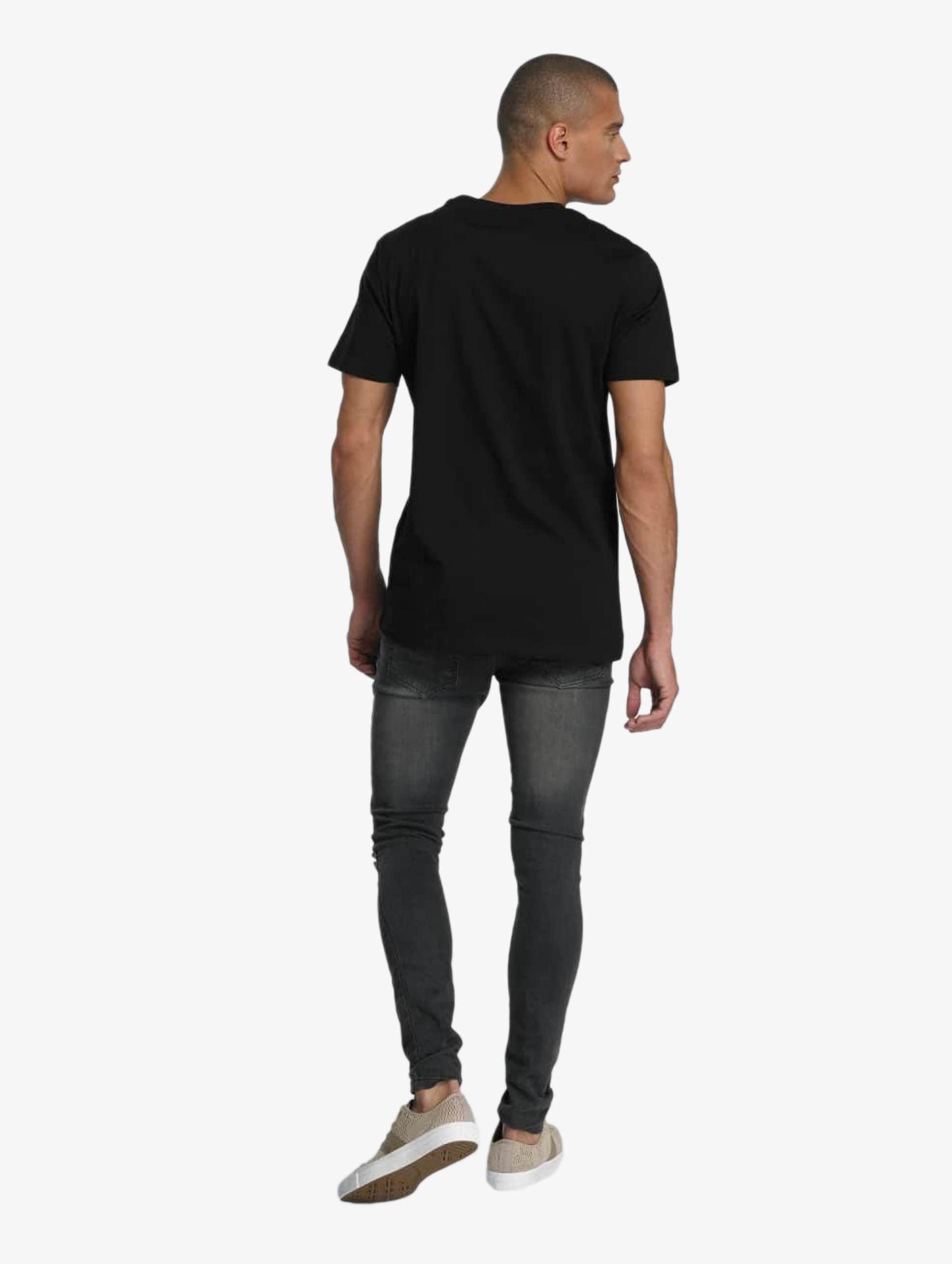 Mister Tee t-shirt 2Pac Judge zwart