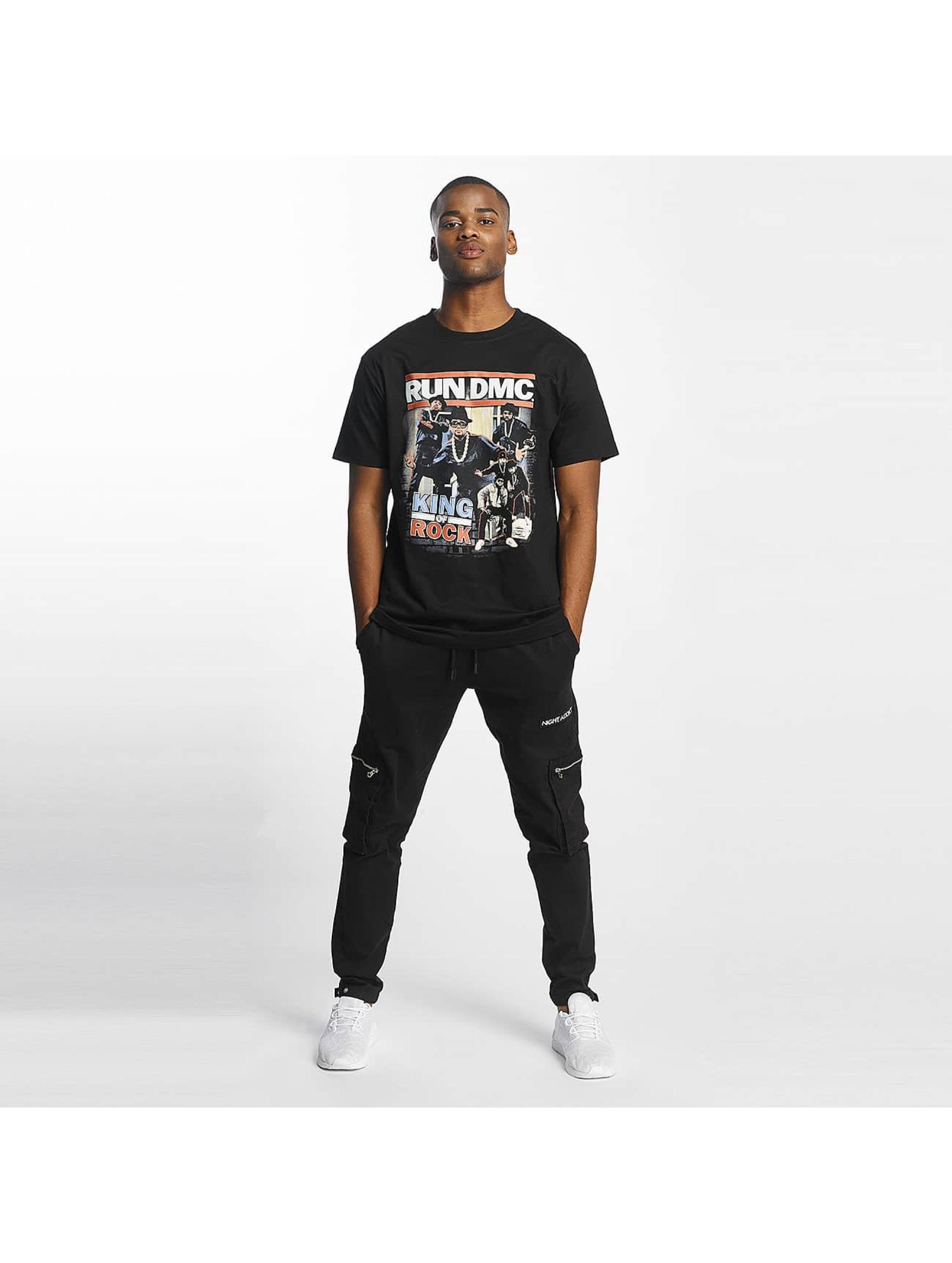 Mister Tee bovenstuk / t-shirt Run DMC King of Rock in ...