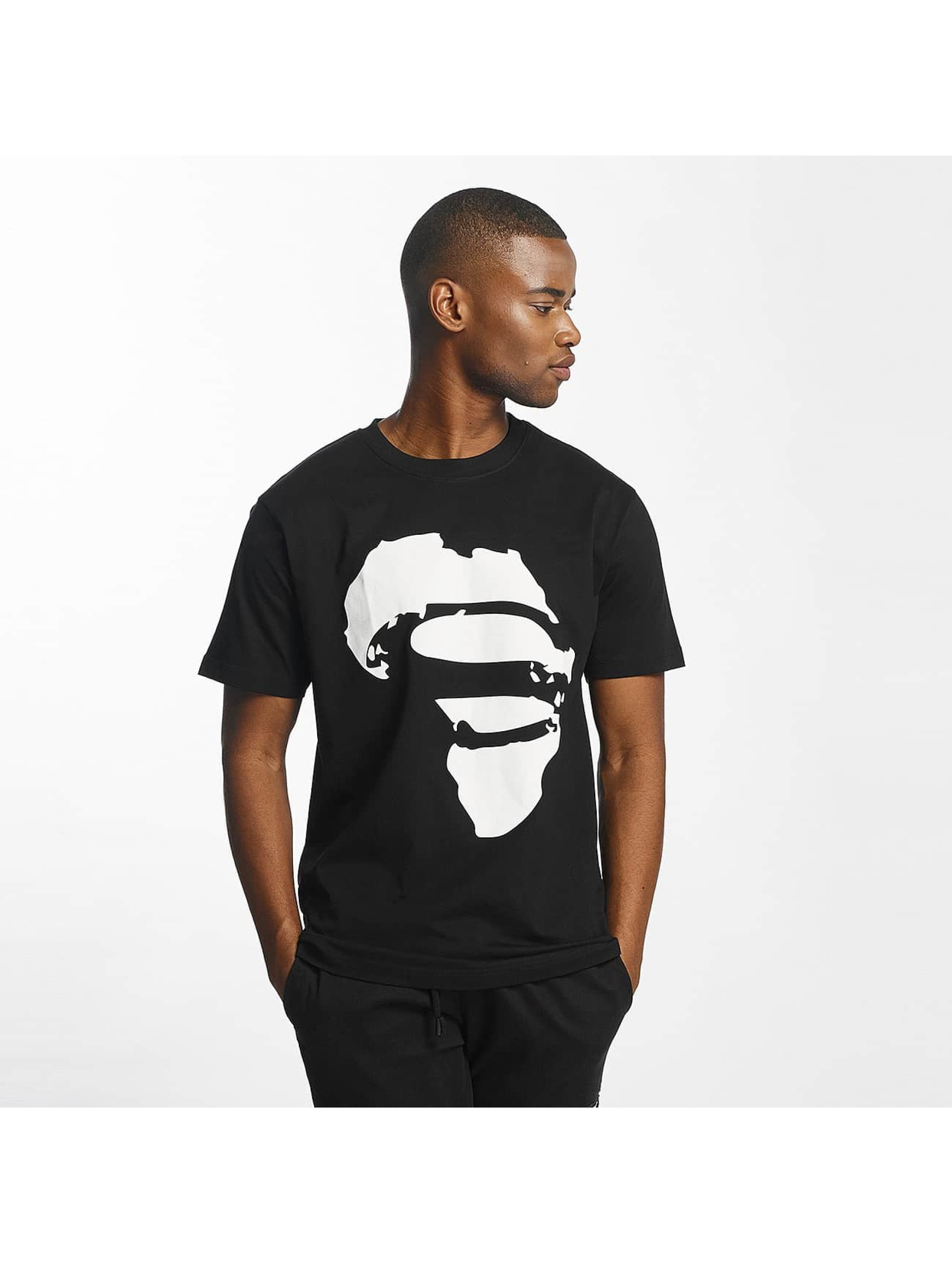 Mister Tee t-shirt Tribe zwart