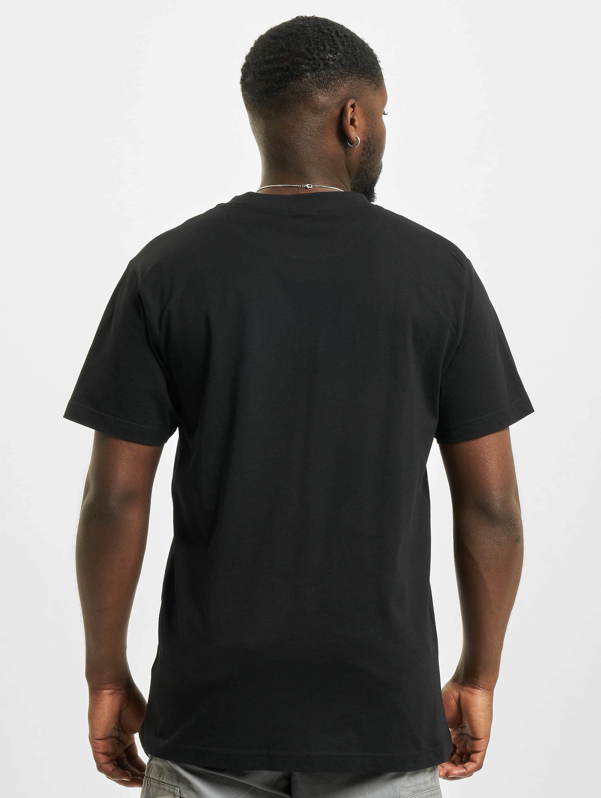 Mister Tee t-shirt Fist zwart