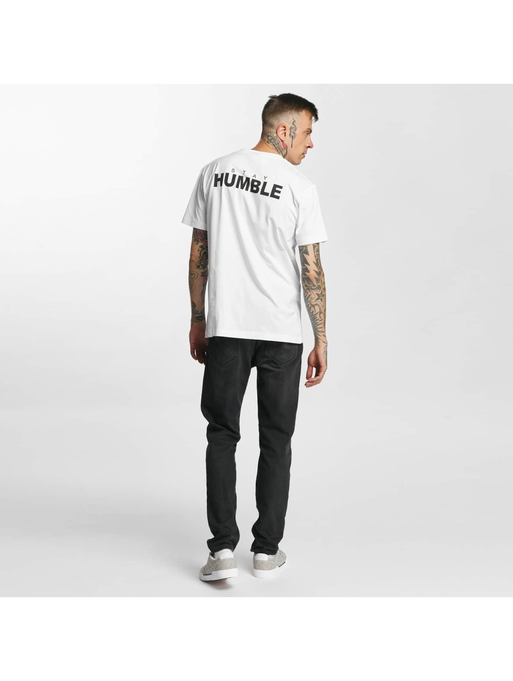 Mister Tee T-Shirty Humble bialy