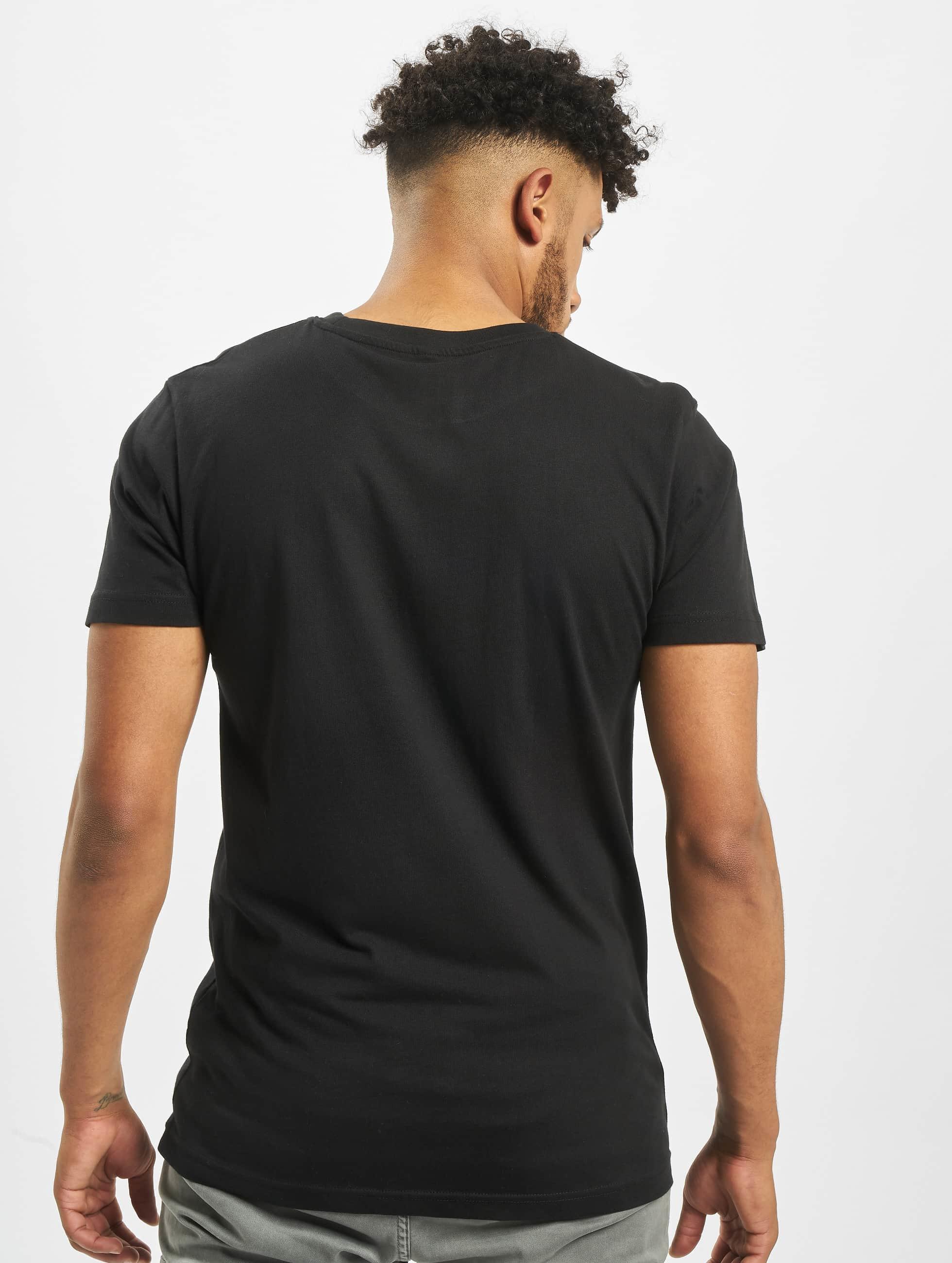 Mister Tee T-Shirty 2Pac President czarny