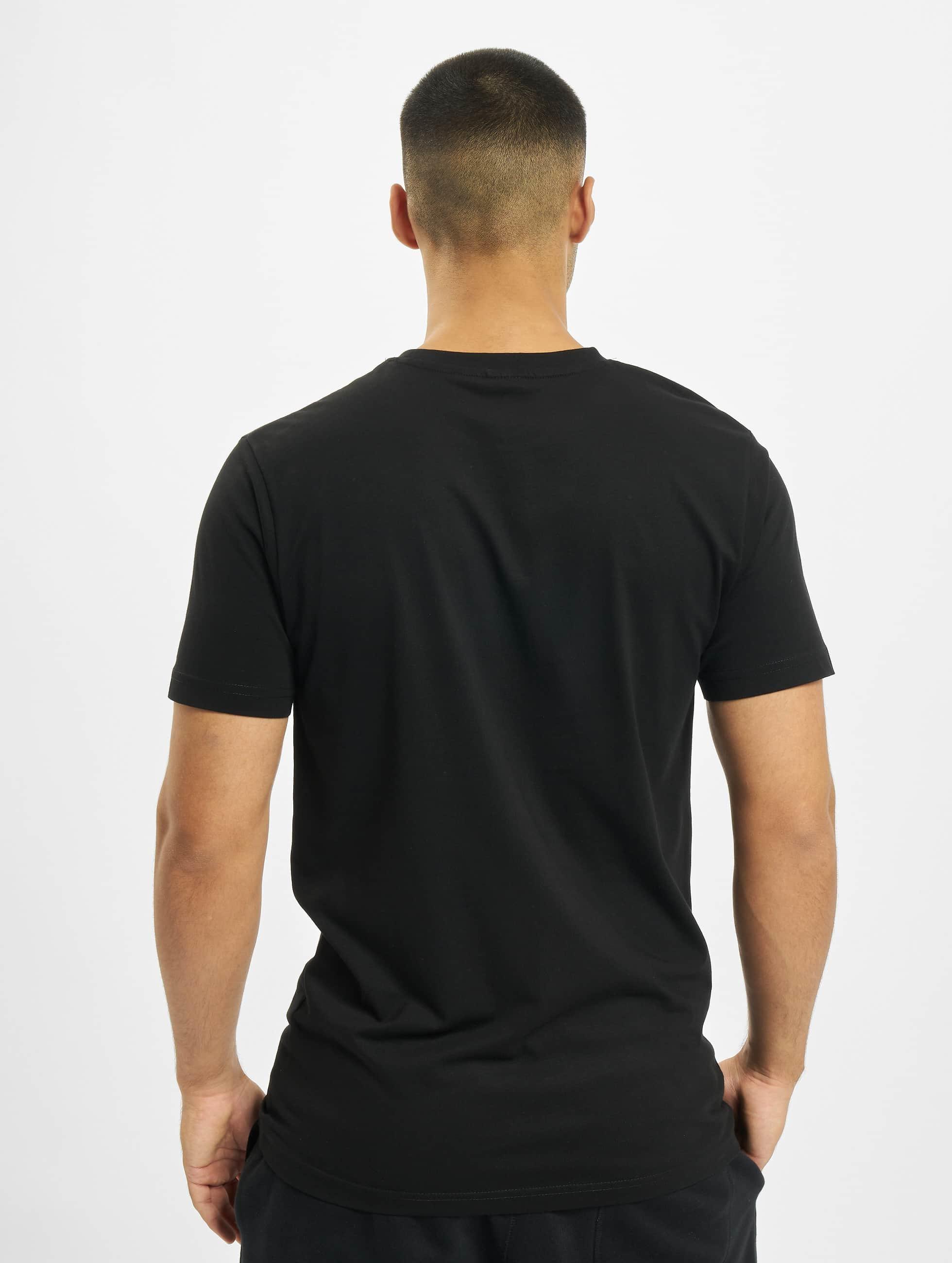 Mister Tee T-Shirty Dollar czarny