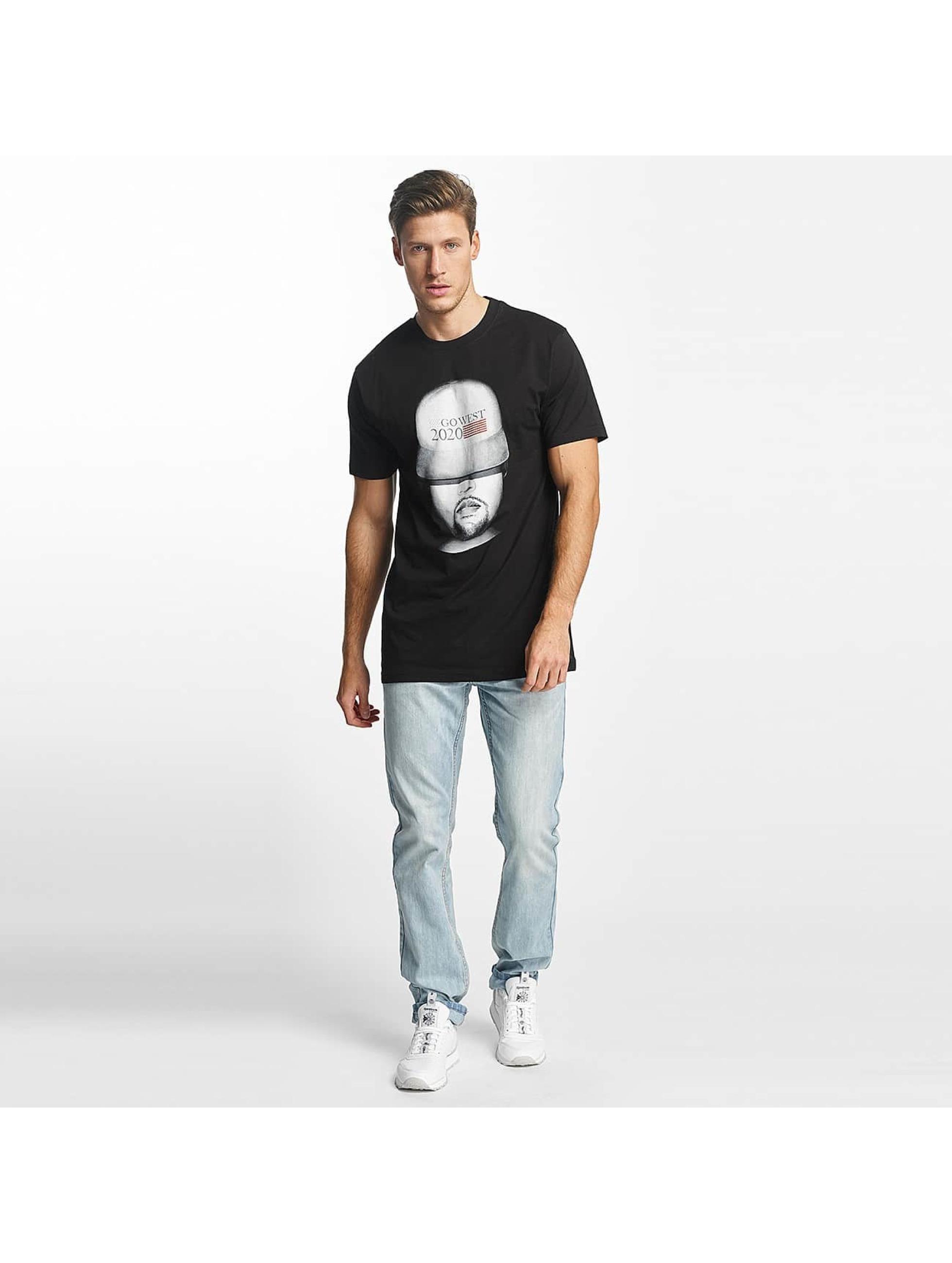 Mister Tee T-skjorter West 2020 svart