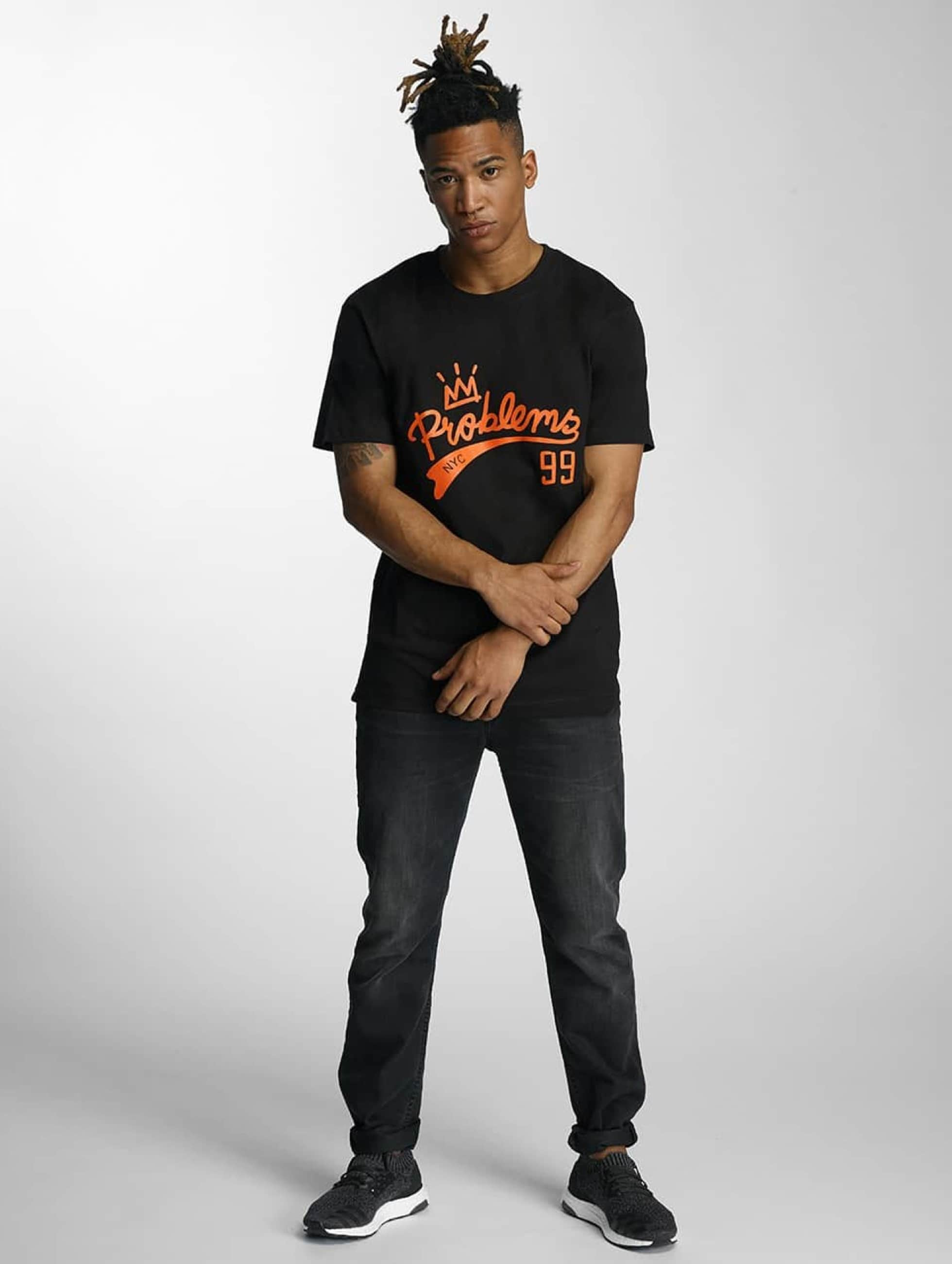 Mister Tee T-skjorter King 99 Problems svart