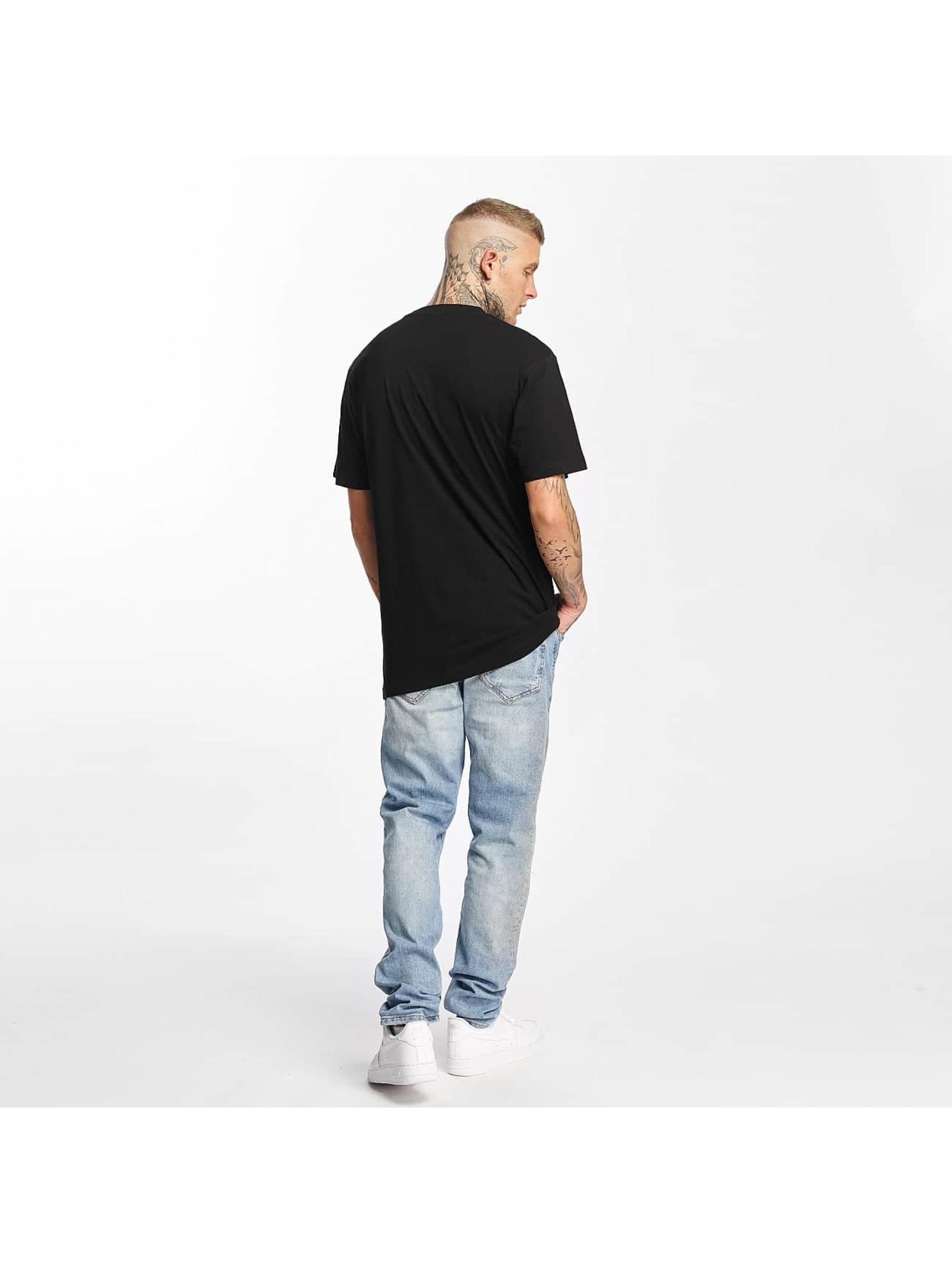 Mister Tee T-skjorter Halo I Bims svart